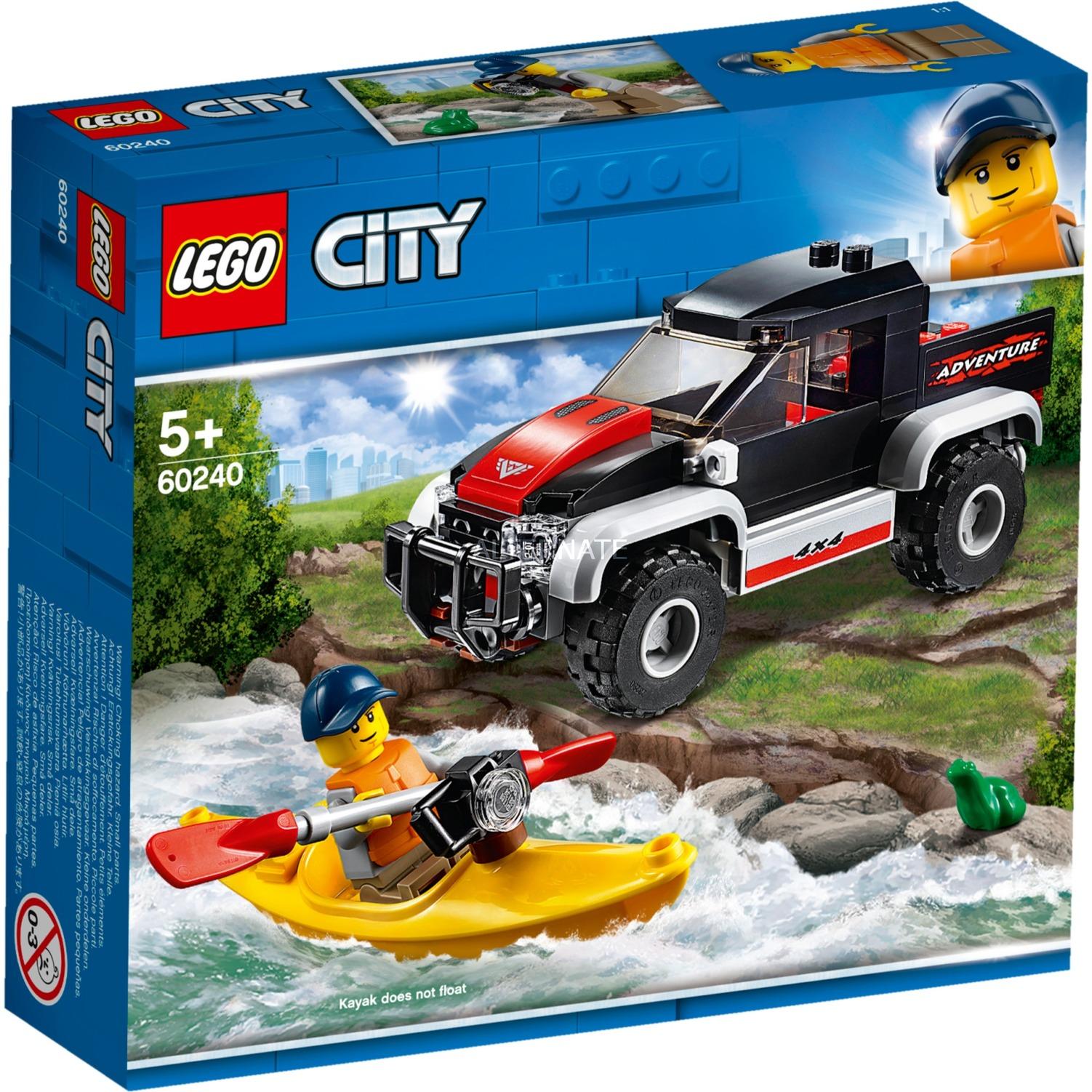 LEGO City - Aventura en Kayak - 60240