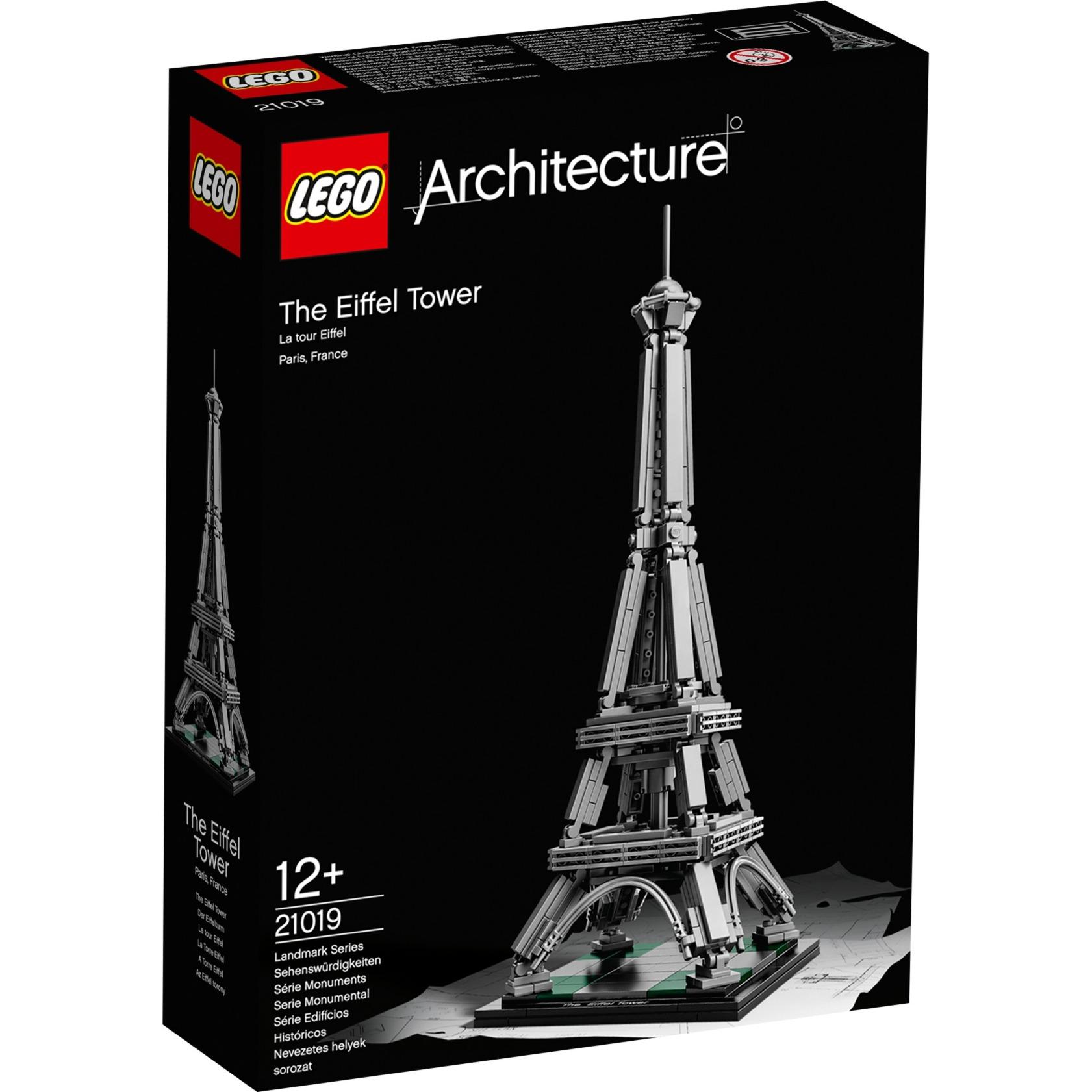 Architecture 21019 Torre Eiffel