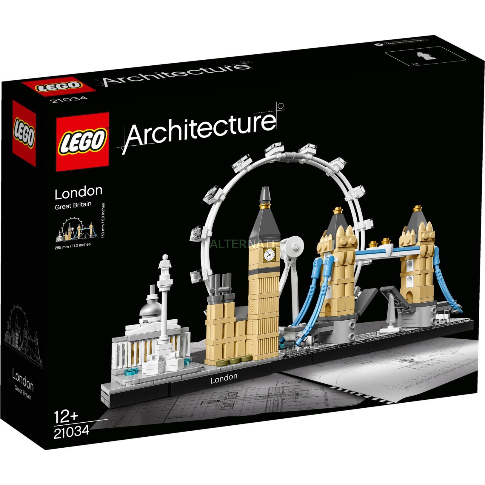 Architecture 21034 Londres, Juegos de construcción