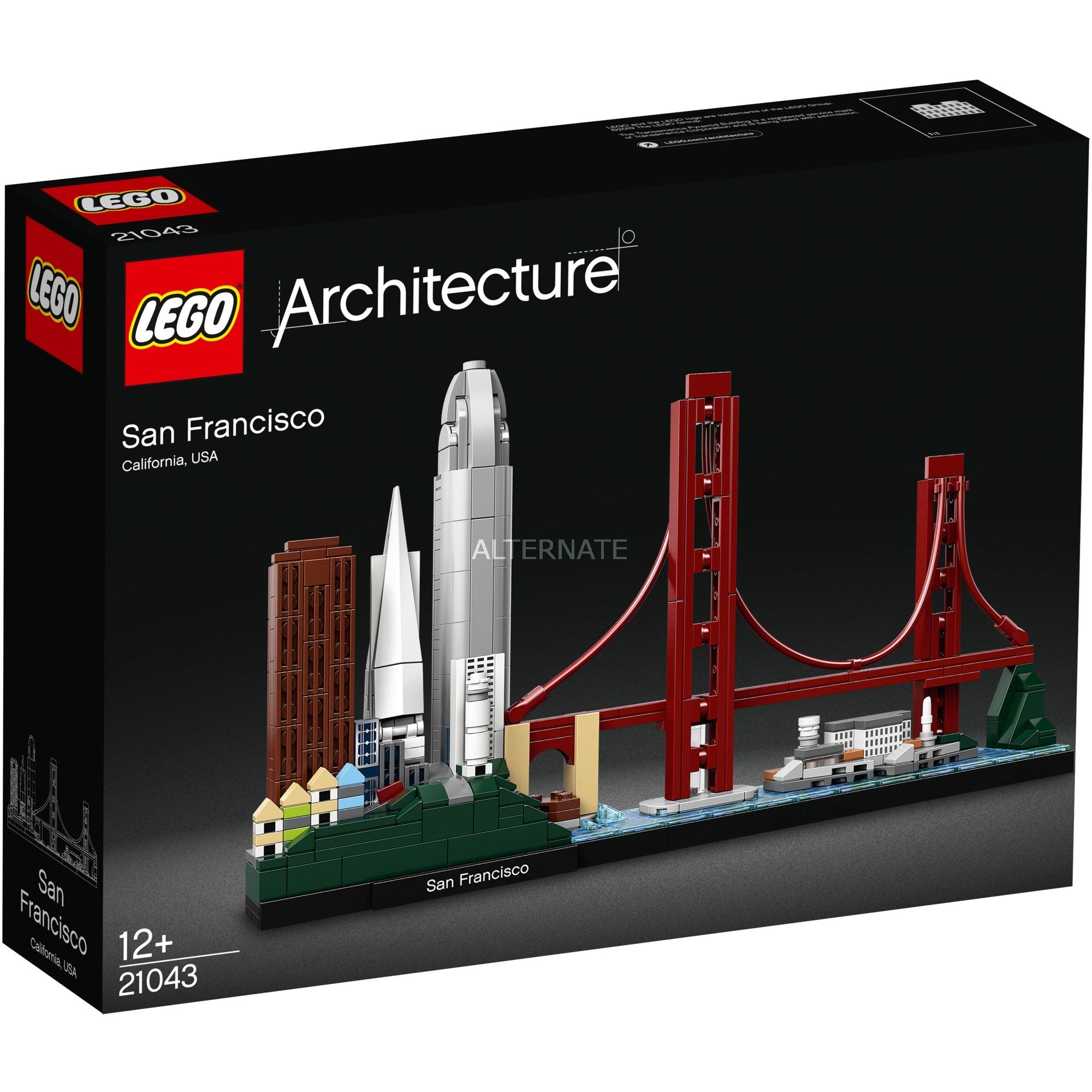 LEGO Architecture - San Francisco - 21043