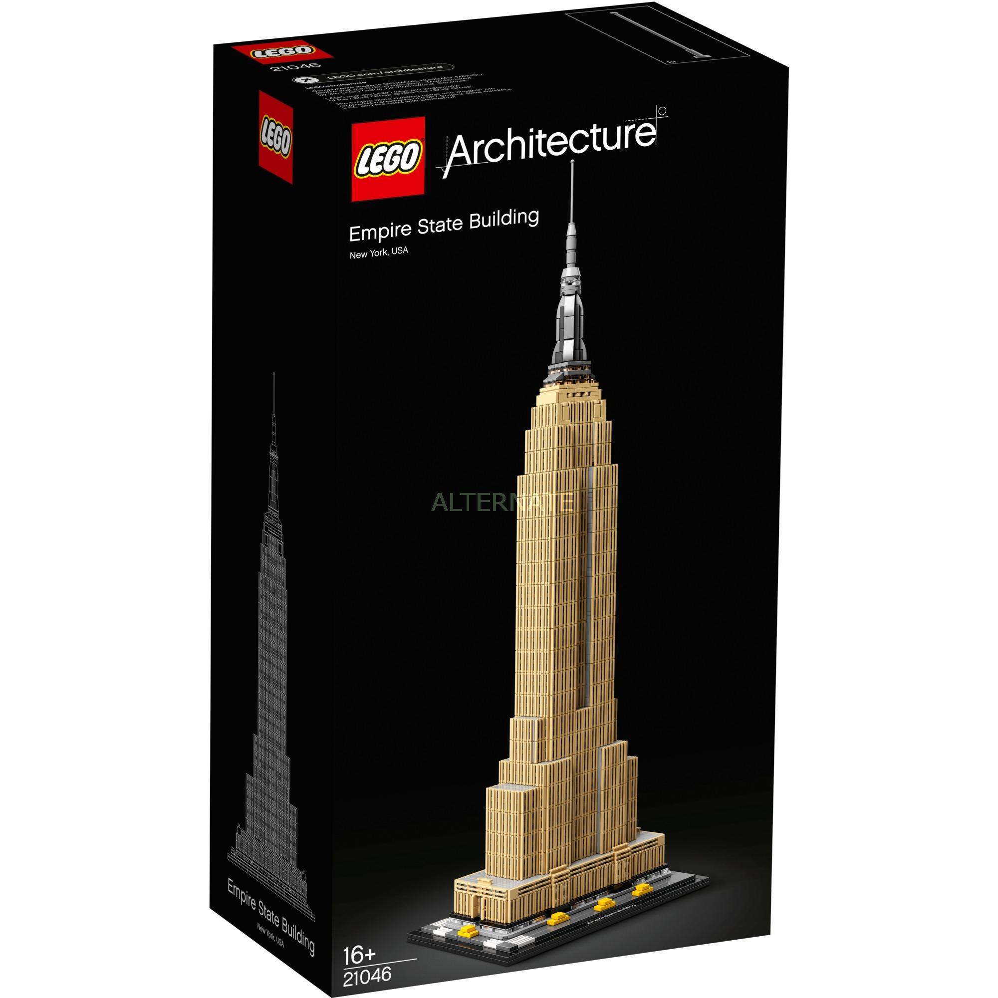 Architecture Empire State Building, Juegos de construcción