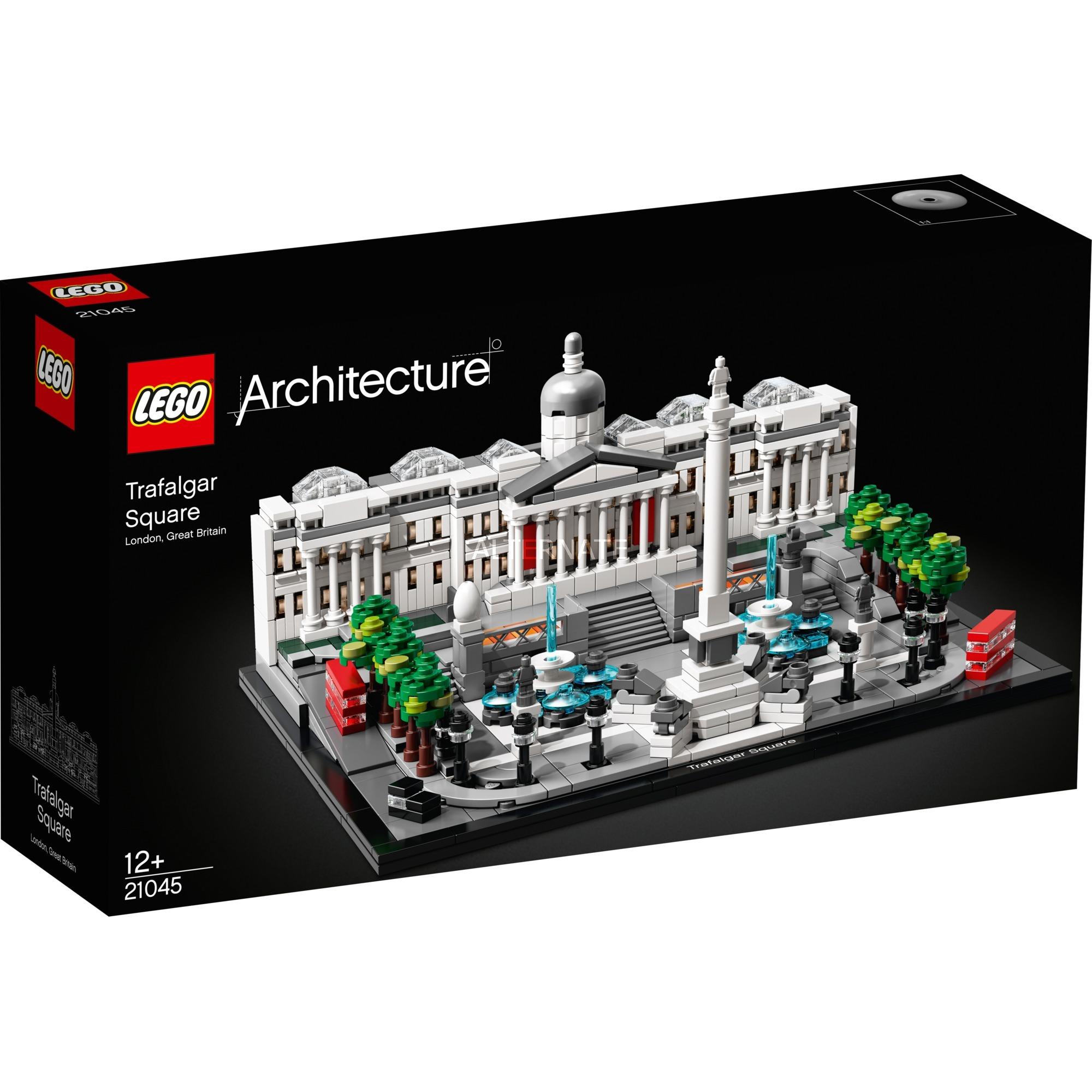 Architecture Trafalgar Square, Juegos de construcción