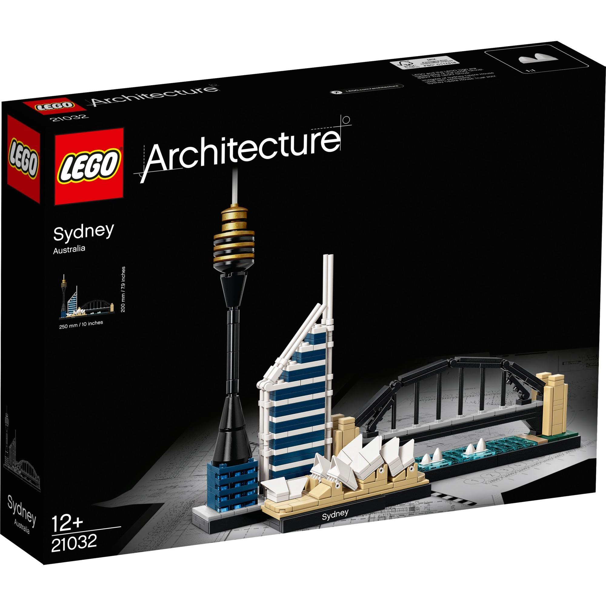 Architecture 21032 Sídney, Juegos de construcción