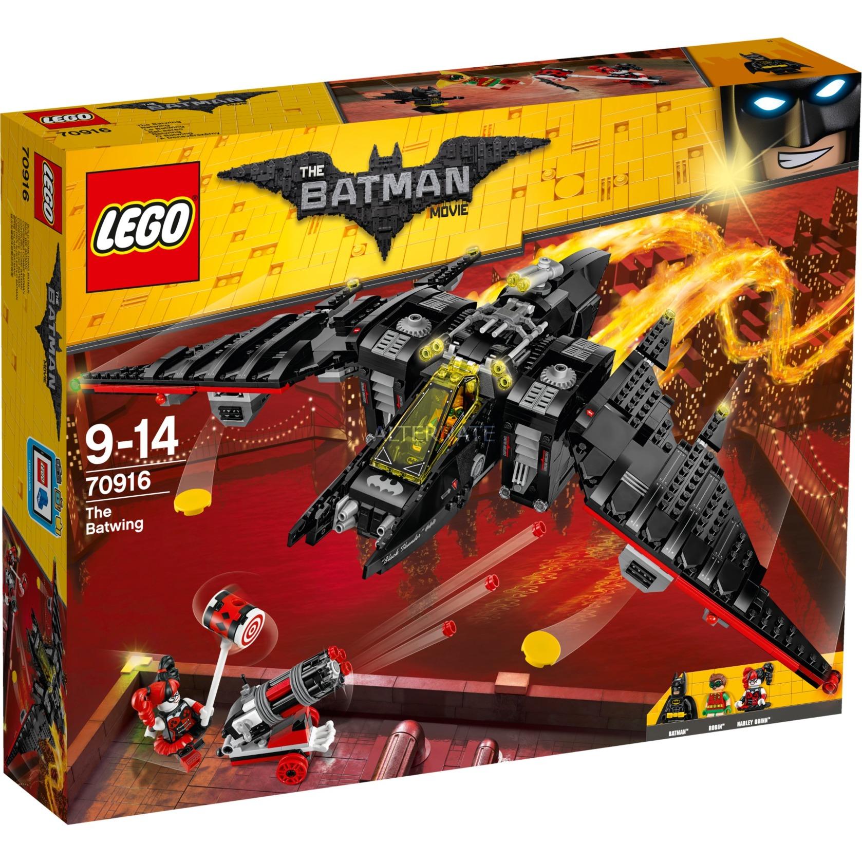 Batman 70916 Batwing, Juegos de construcción