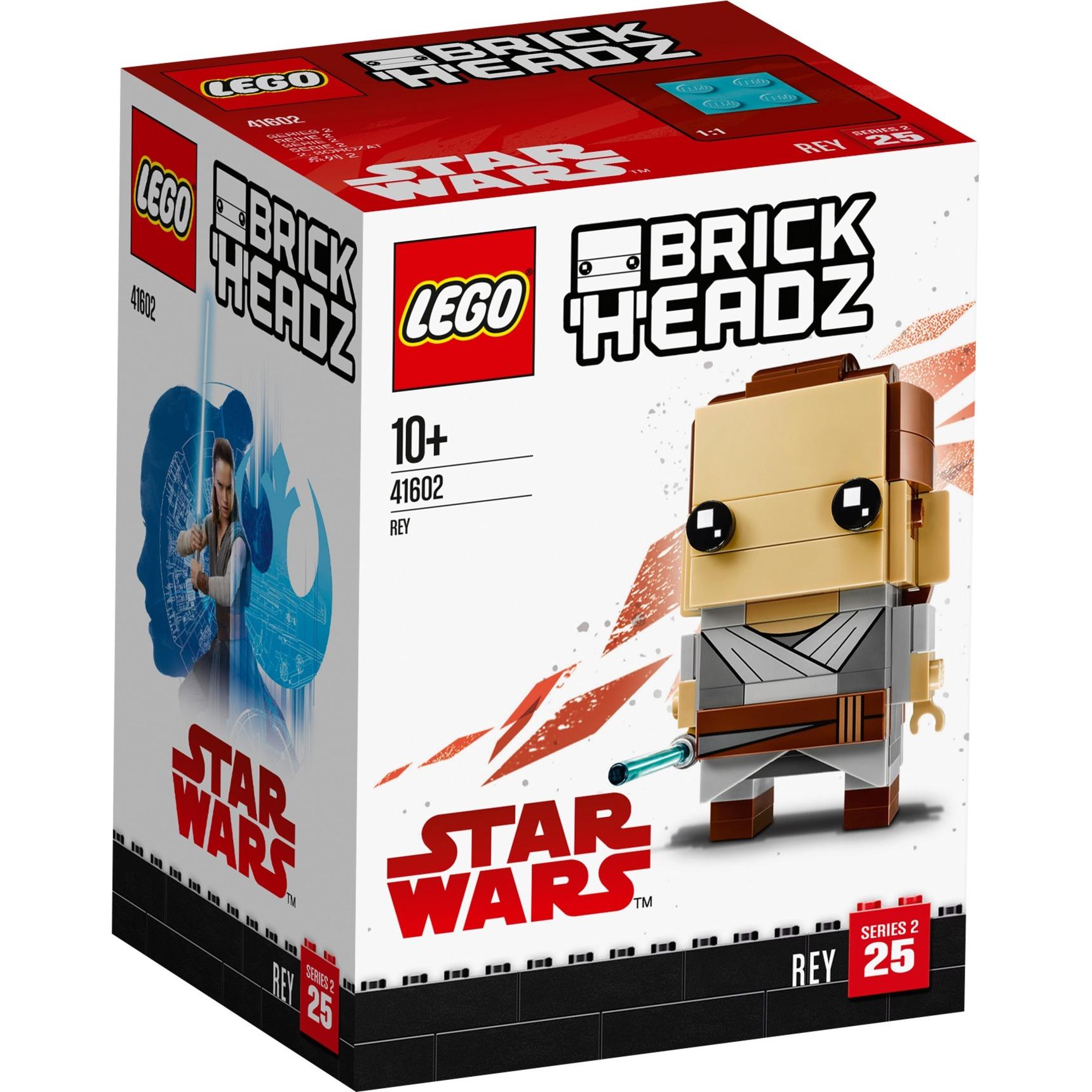 Brick Headz 41602 Rey, Juegos de construcción