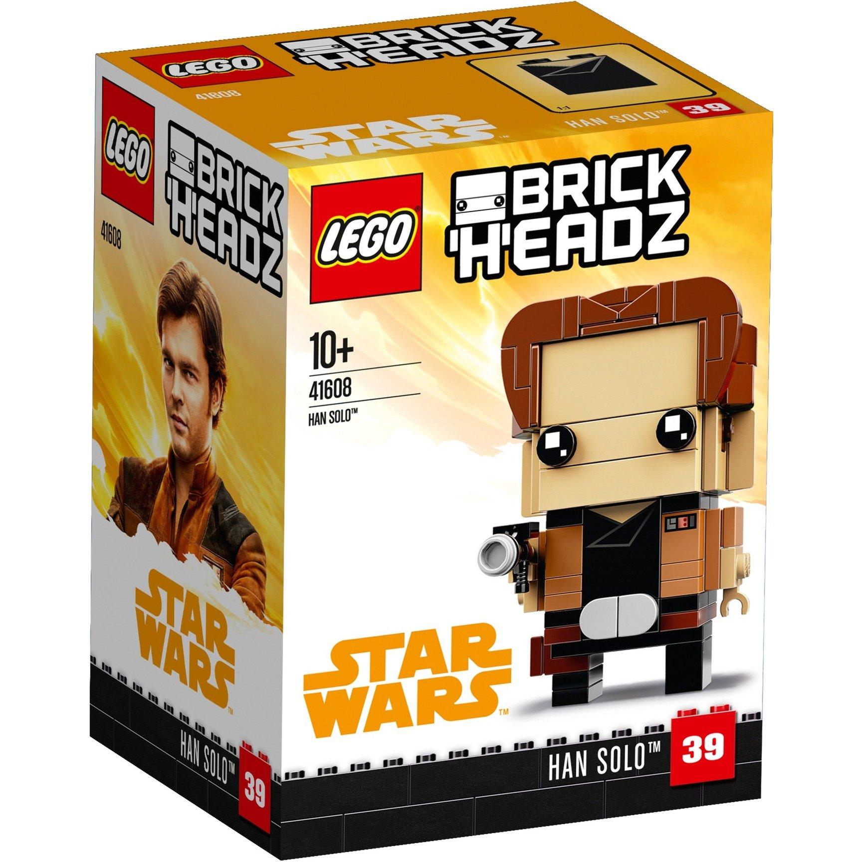 Brick Headz 41608 Han Solo, Juegos de construcción