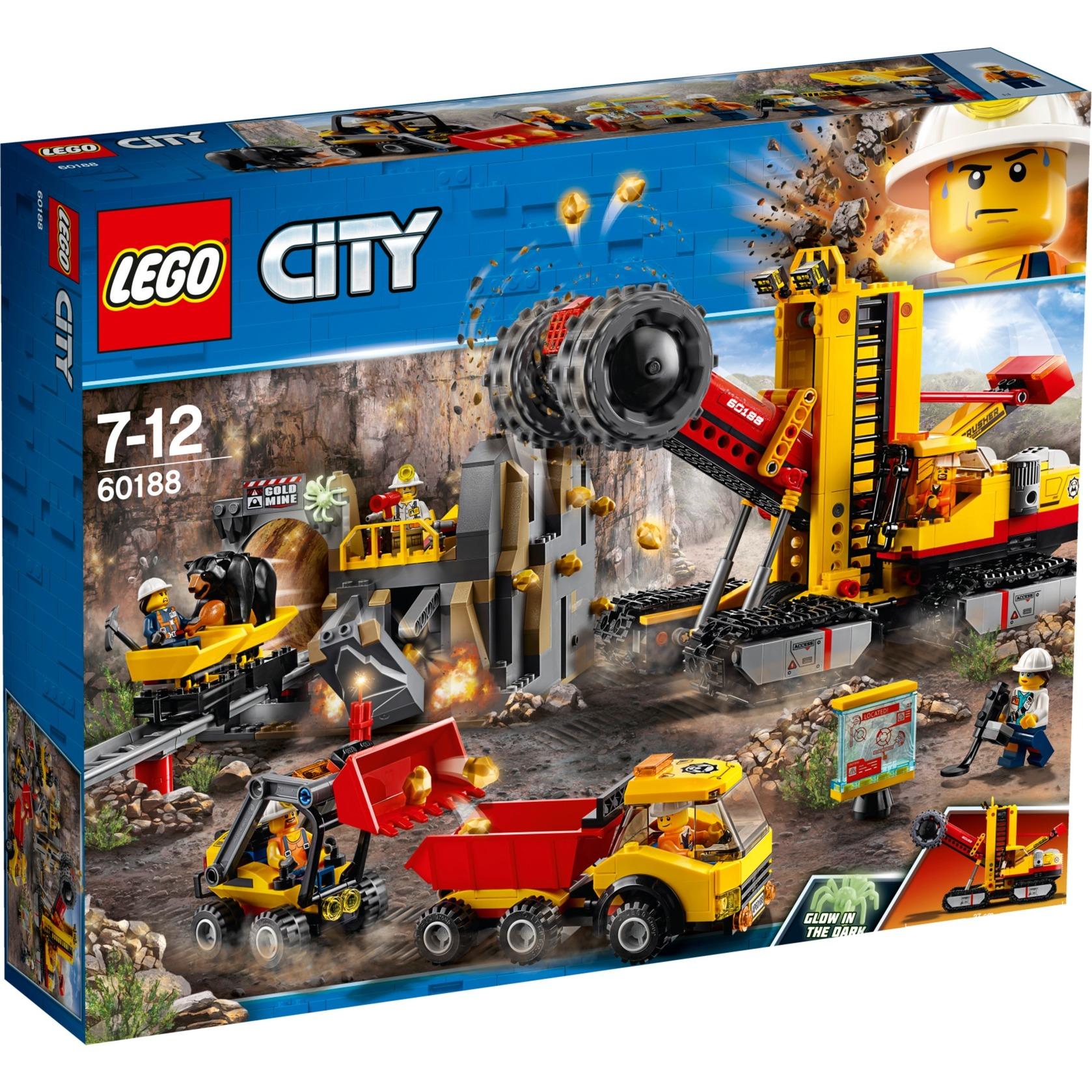 LEGO City - Área de Expértos - 60188