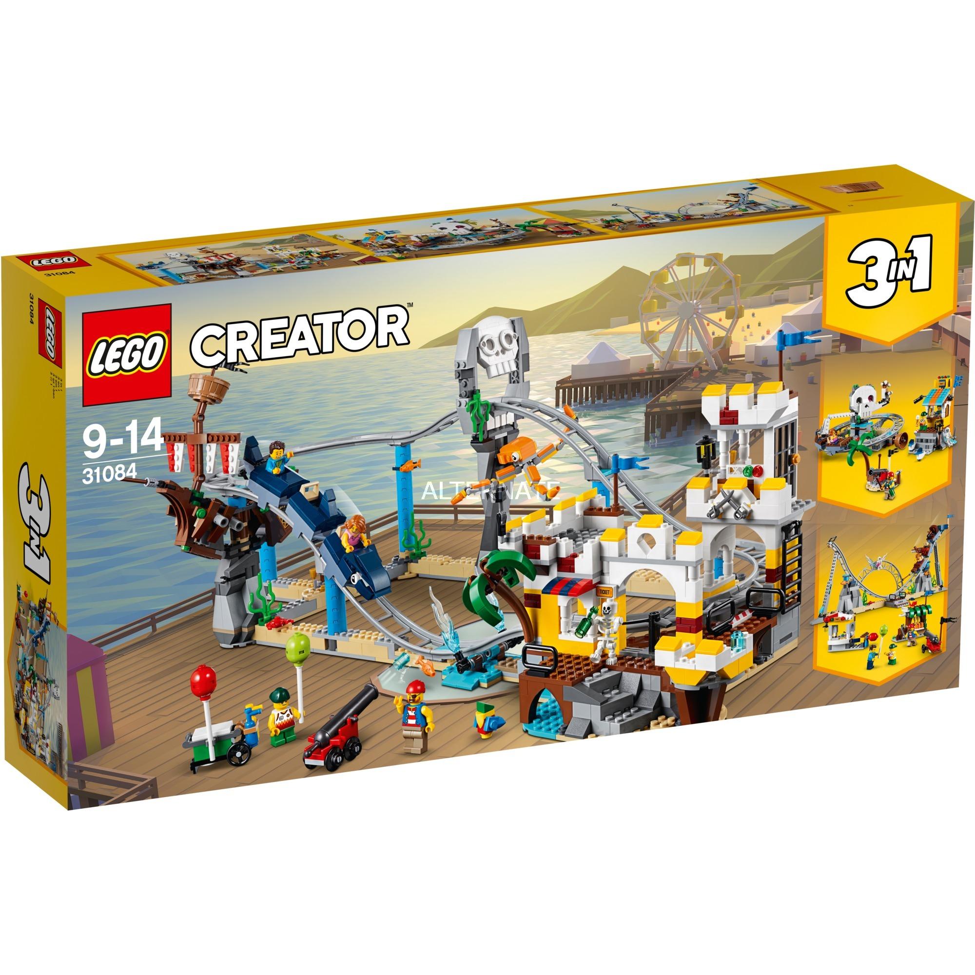 LEGO Creator - Montaña Rusa Pirata - 31084