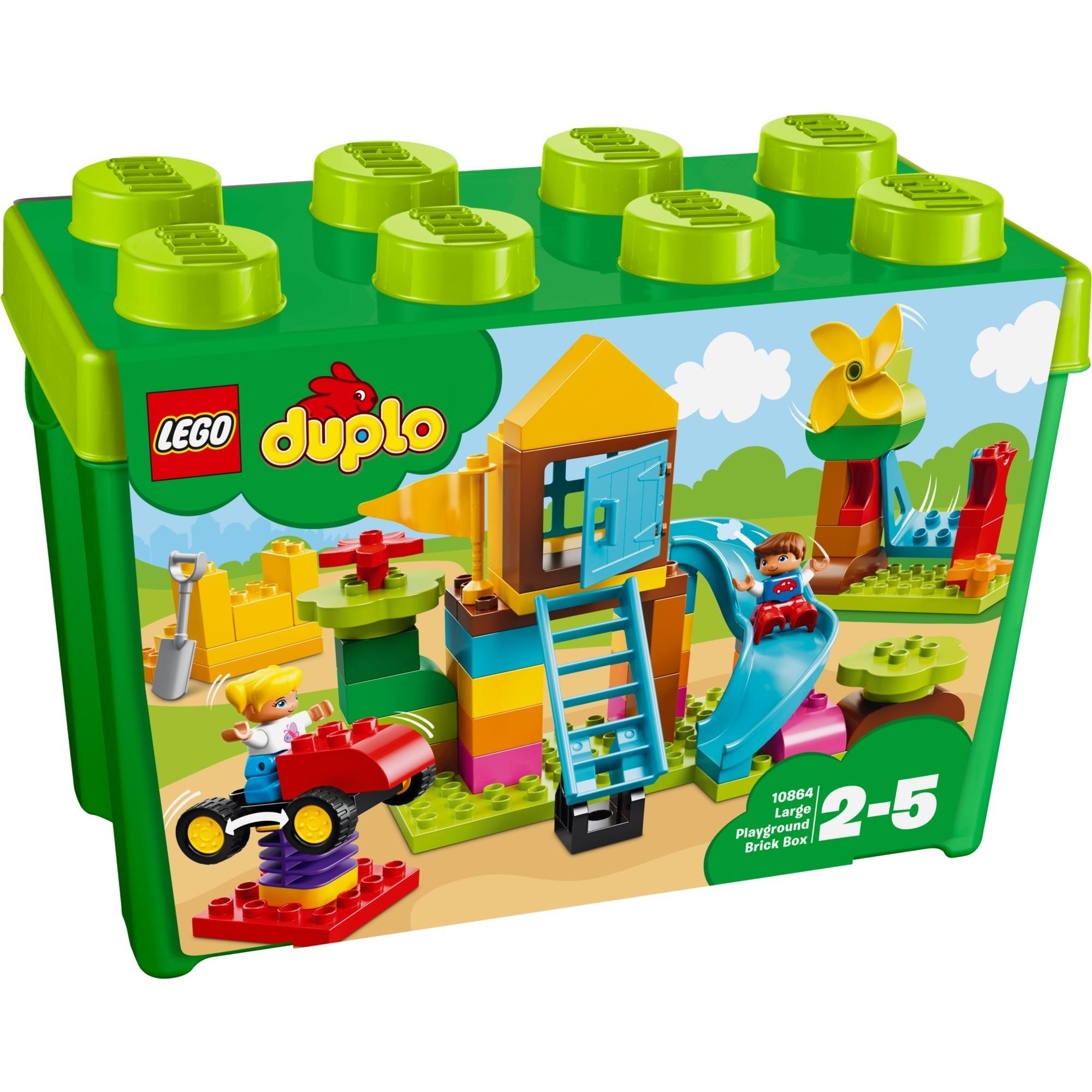 LEGO DUPLO - Caja de Ladrillos Gran Zona de Juegos - 10864