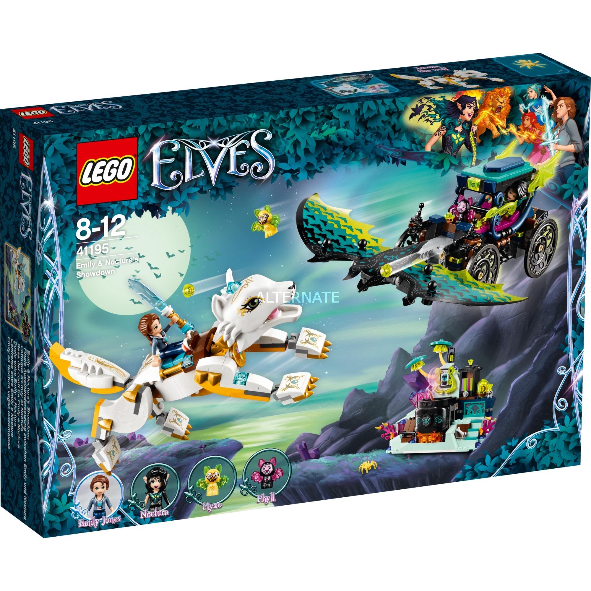 LEGO Elves - Duelo entre Emily y Noctura - 41195
