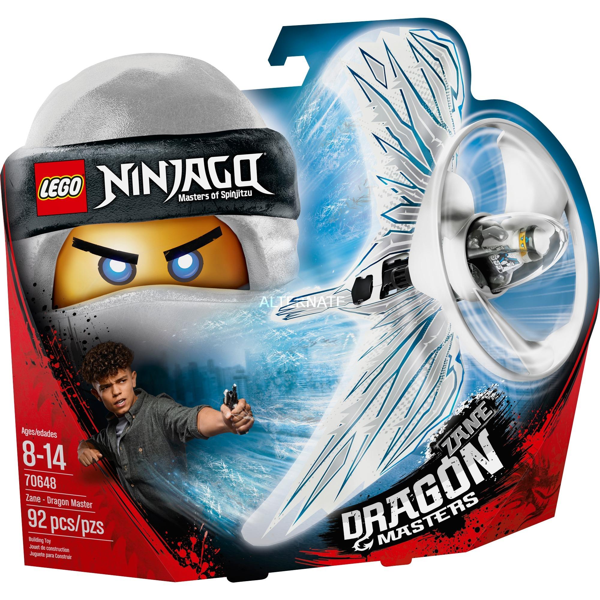 LEGO Ninjago - Zane Maestro del Dragón - 70648