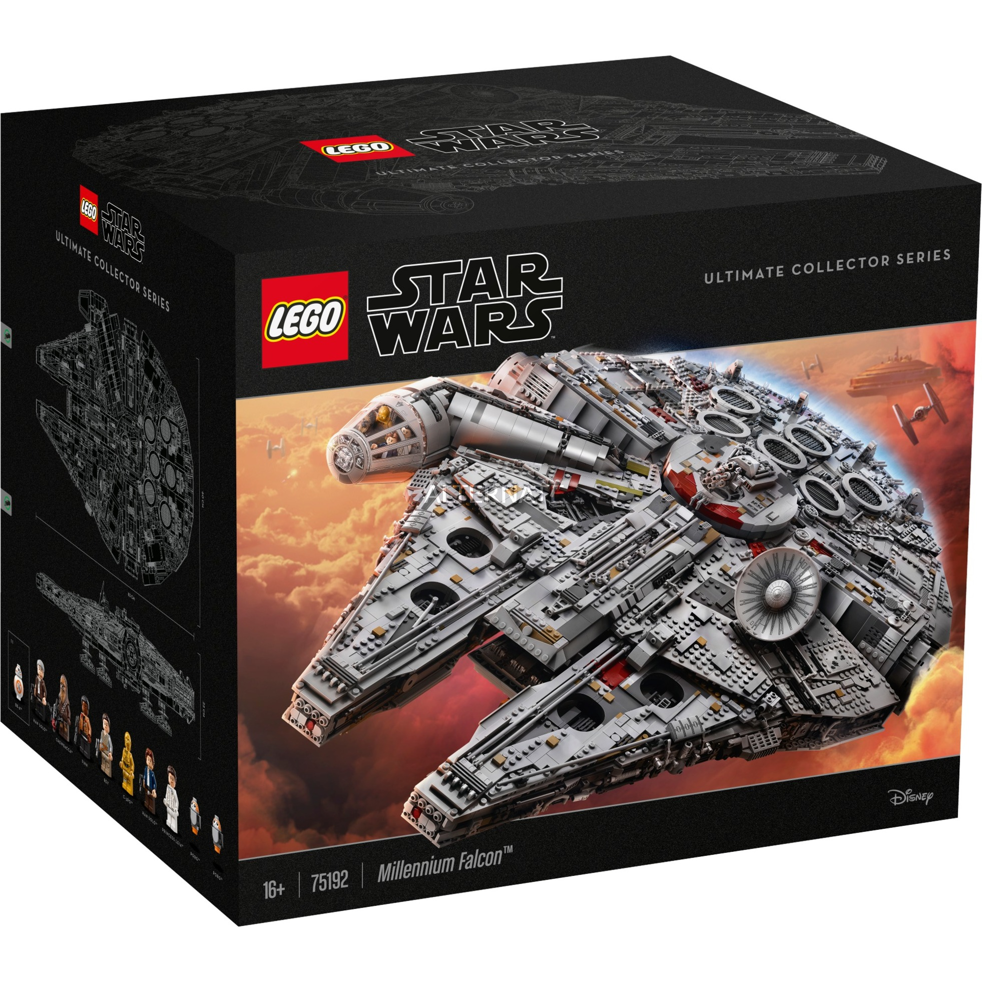 LEGO Star Wars - Millenium Falcon - 75192