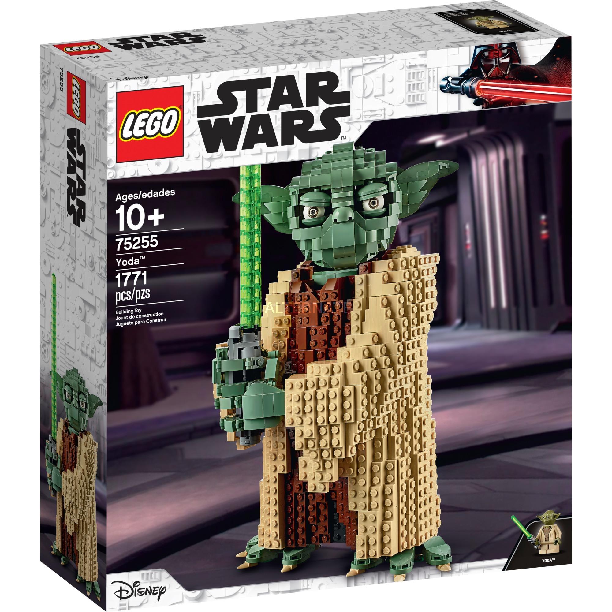 Star Wars Yoda, Juegos de construcción (75255)