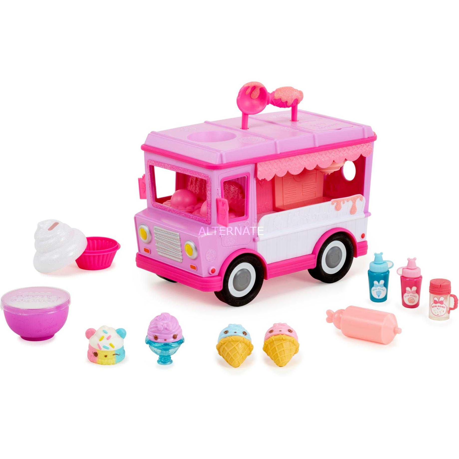 Glitter Lip Gloss Truck, Maquillaje