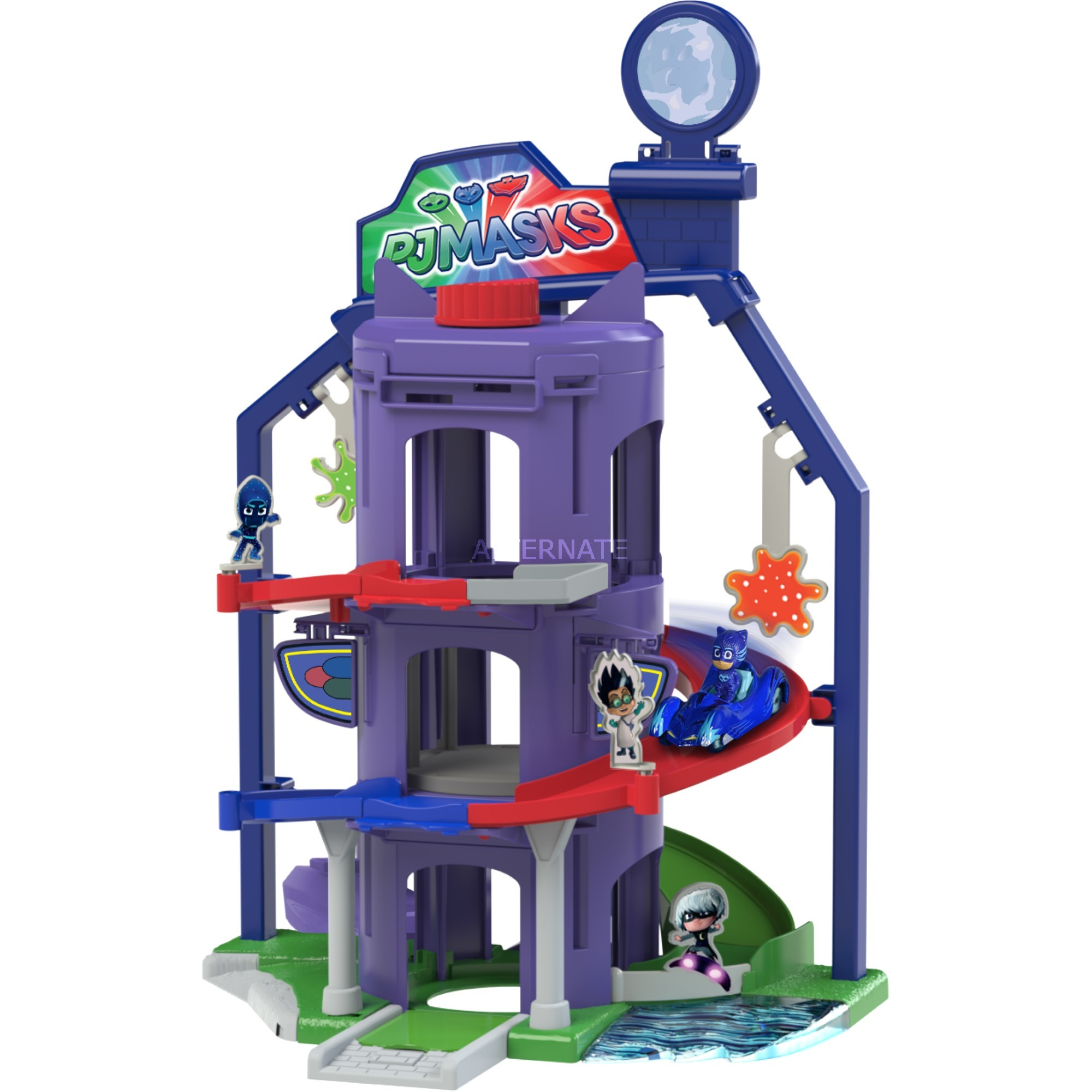 203145000 pista para vehículos de juguete, Juego de construcción
