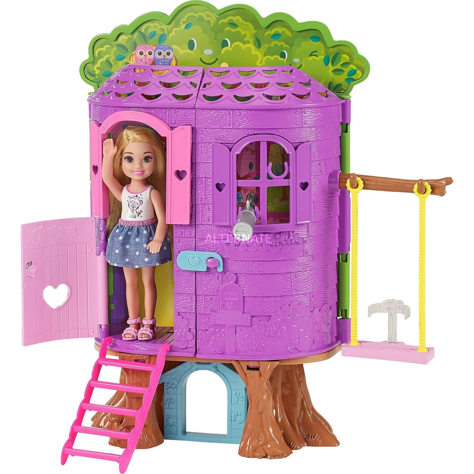 Chelsea Doll and Accessory casa de muñecas, Muñecos