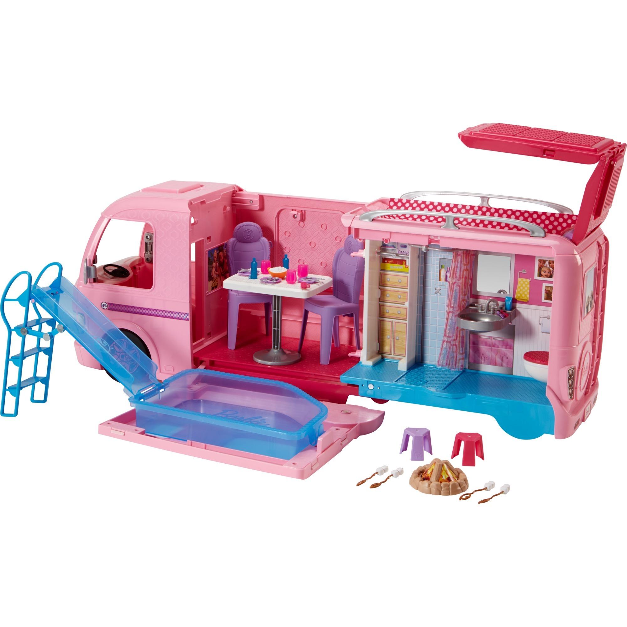 Barbie - Supercaravana de Barbie