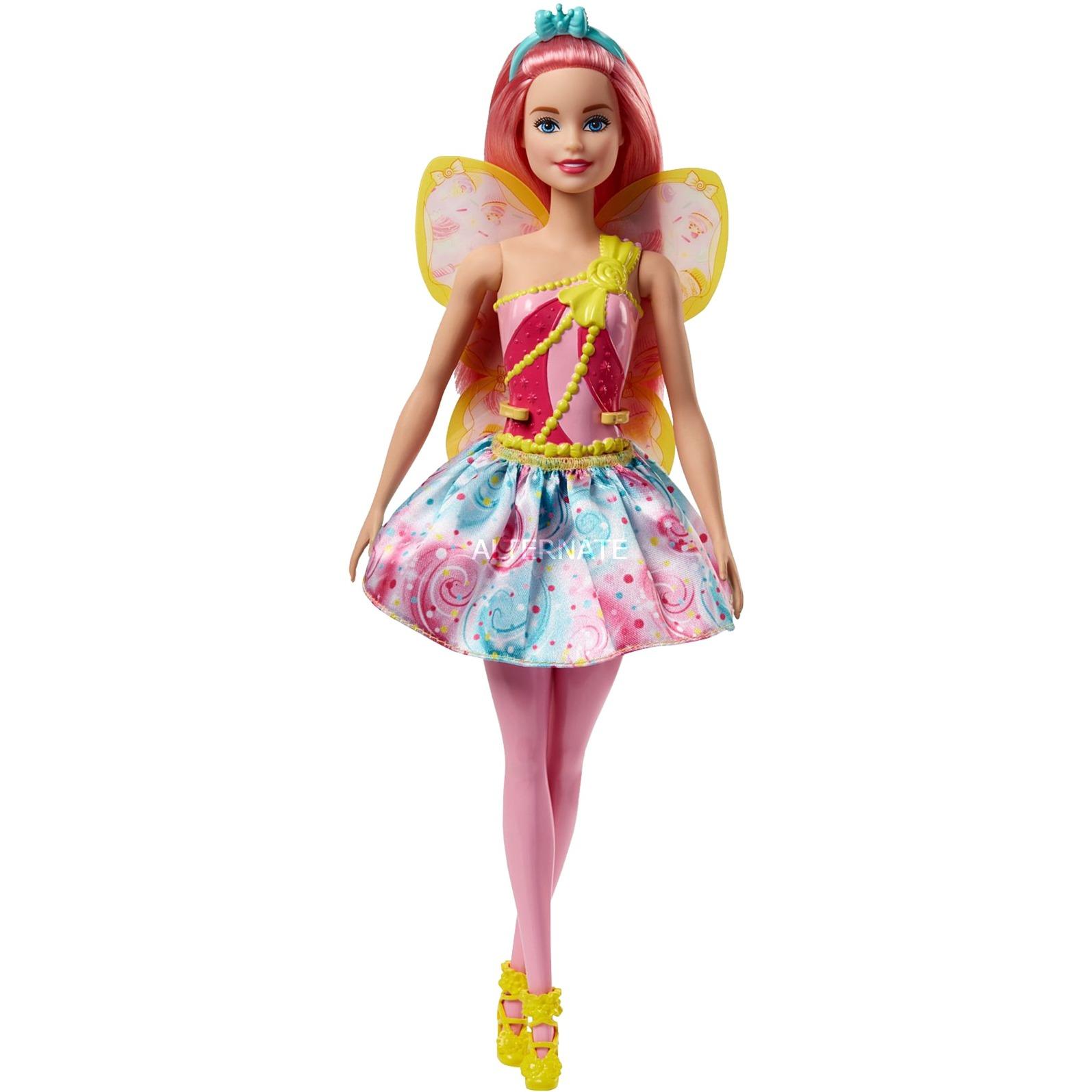 Barbie - Muñeca Hada Dreamtopia (varios modelos)
