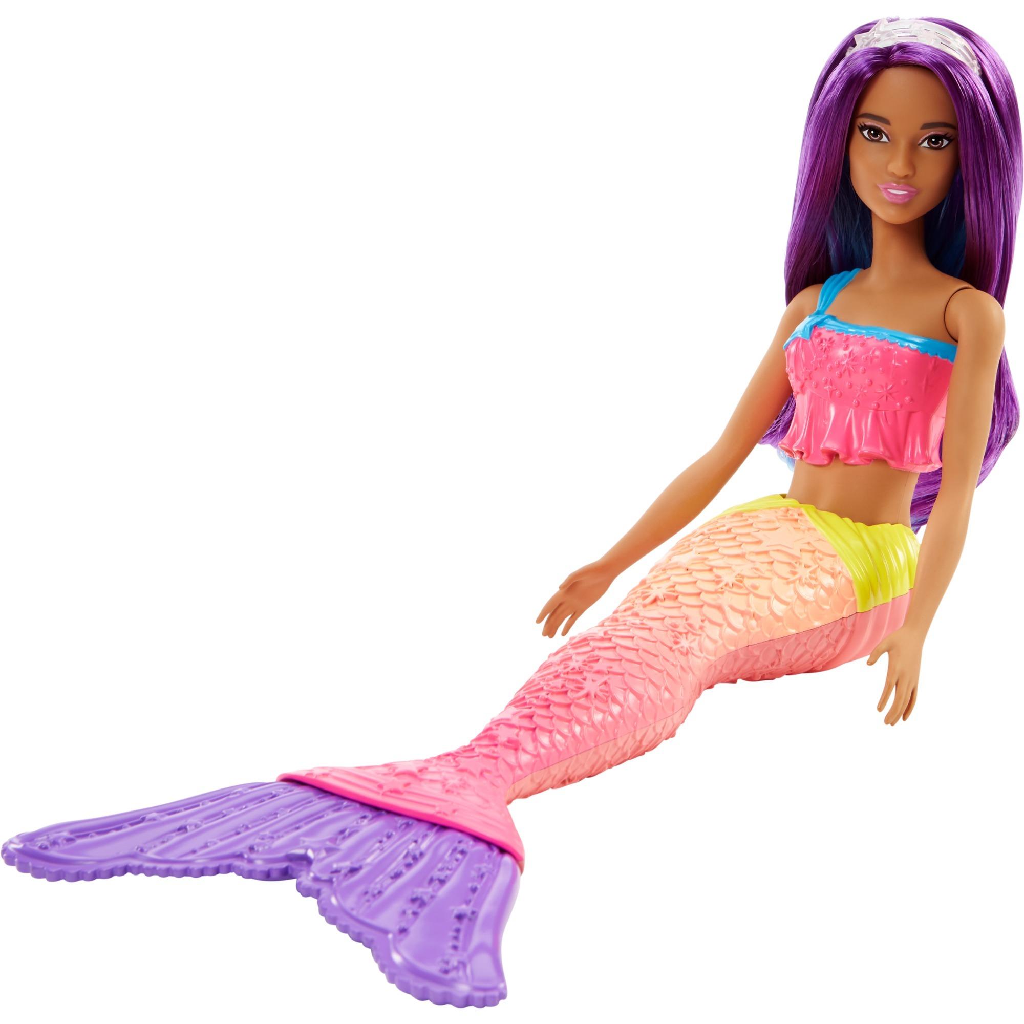 Barbie - Muñeca Sirena Dreamtopia (varios modelos)