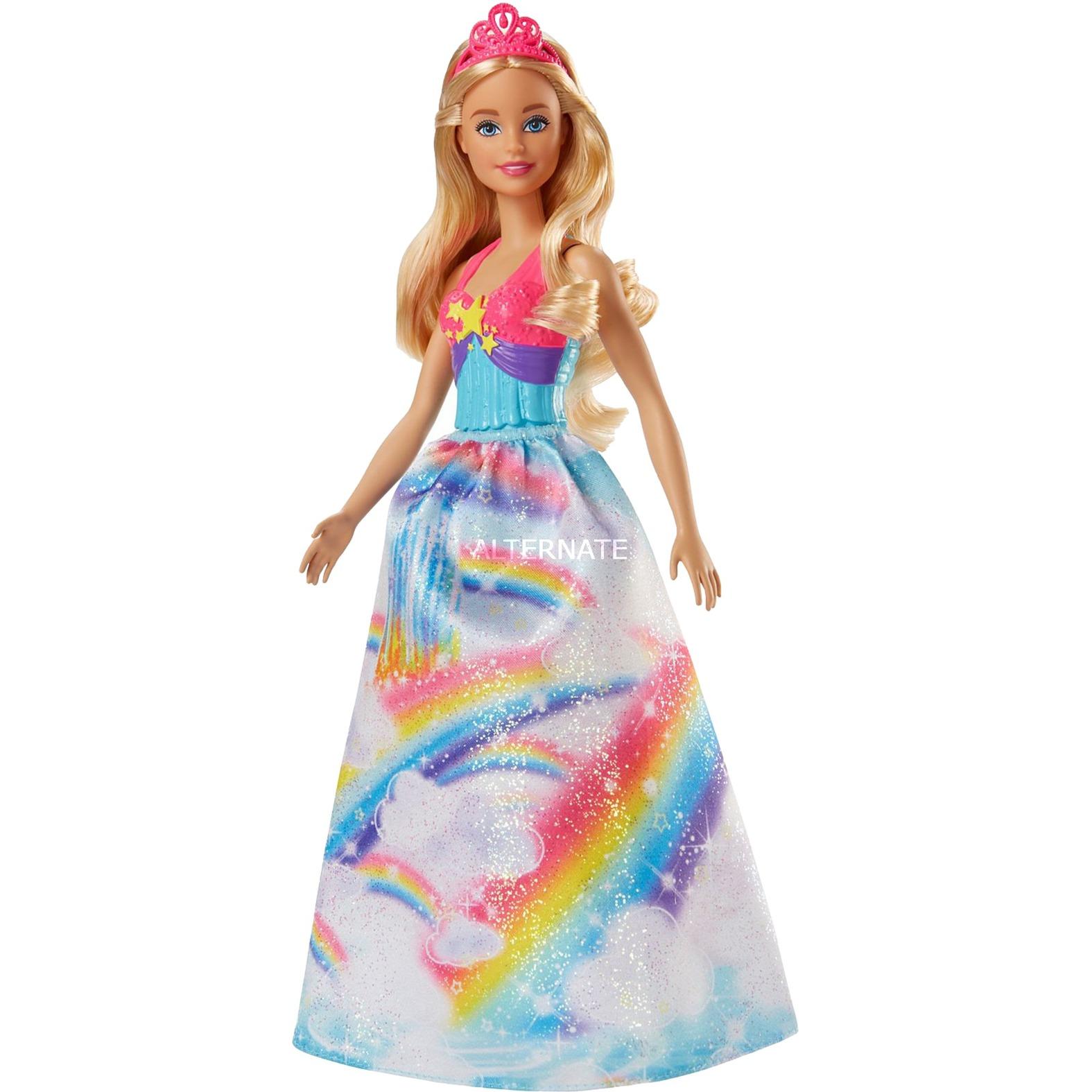 Barbie - Muñeca Princesa Dreamtopia (varios modelos)