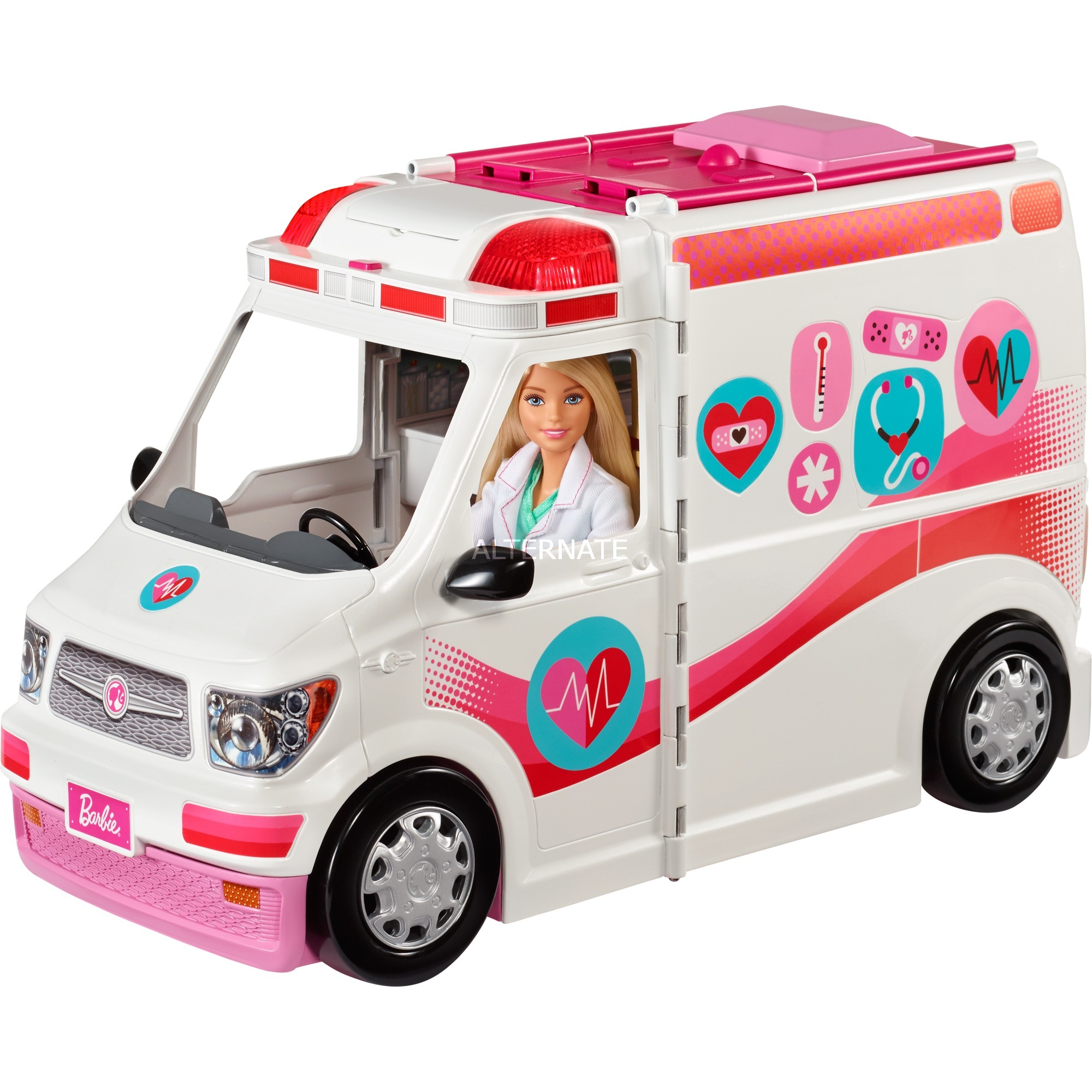 Barbie - Ambulancia de Mascotas