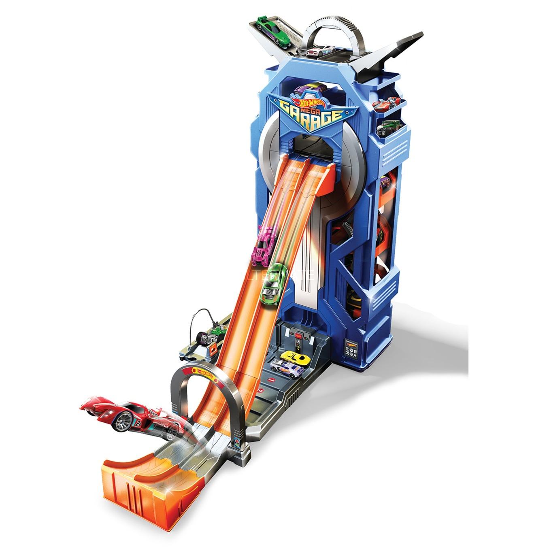 De Año Ftb68 Para Construcciónhot sNiñoInteriorCaja Vehículos WheelsMulticolor4 Pista JugueteJuego dthrBQsCxo
