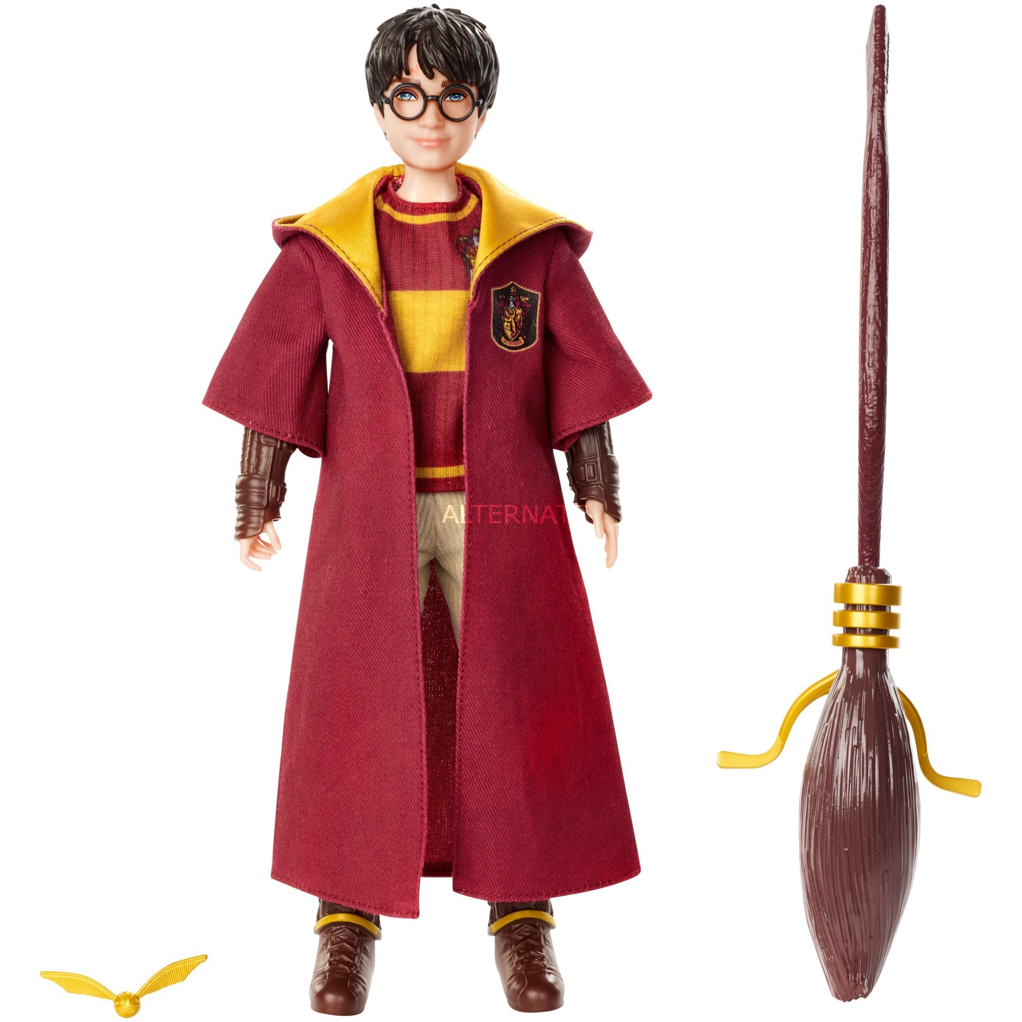 Harry Potter - Figura Quidditch