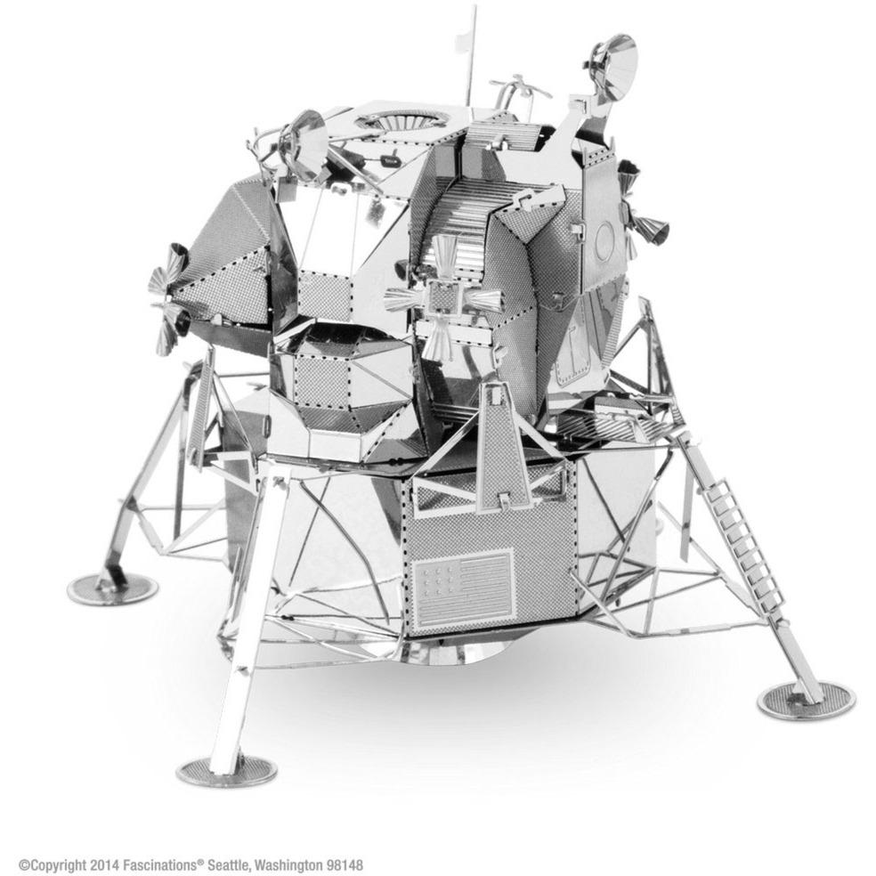 Apollo Lunar Module, Contrucciones