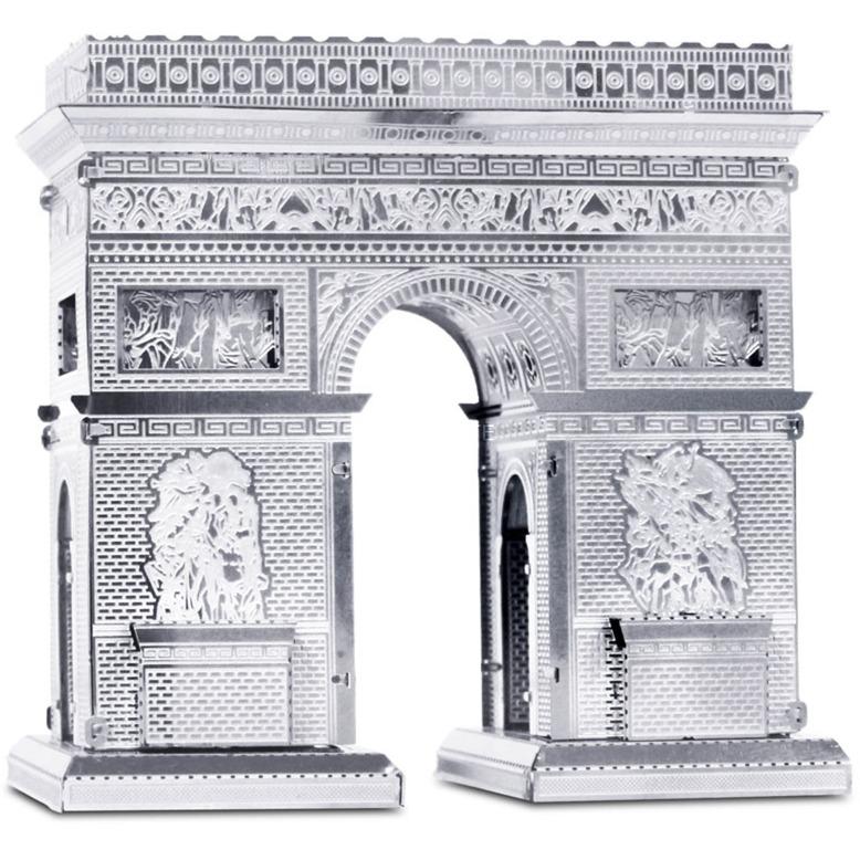 Arc de Triomphe, Contrucciones