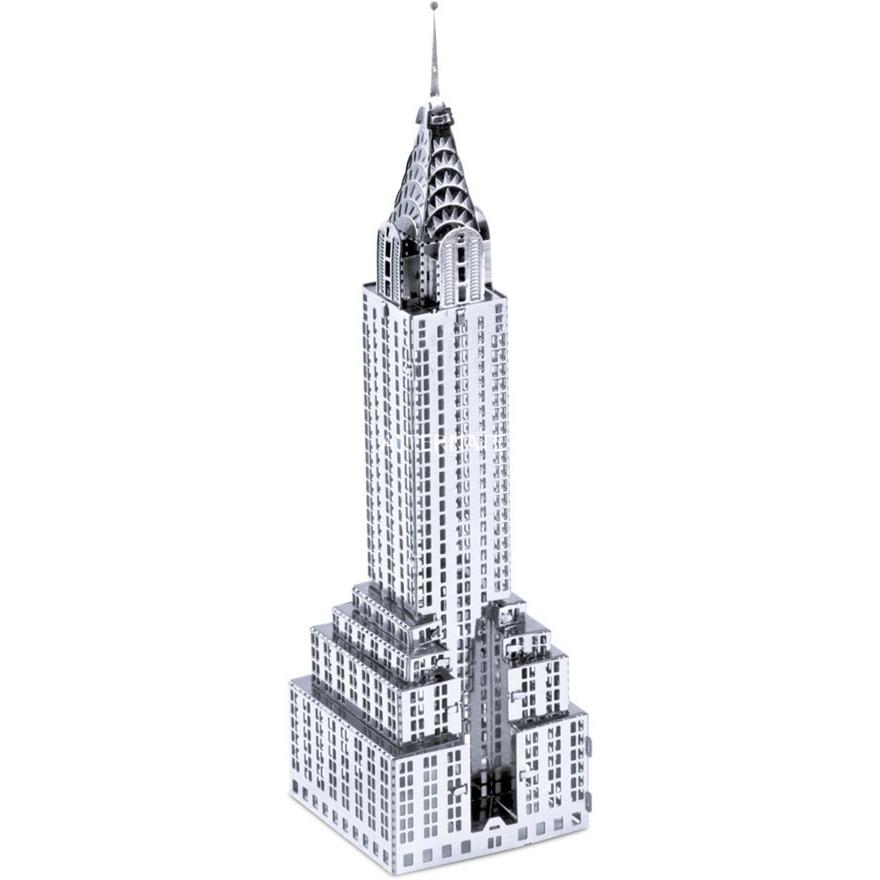 Chrysler Building, Contrucciones