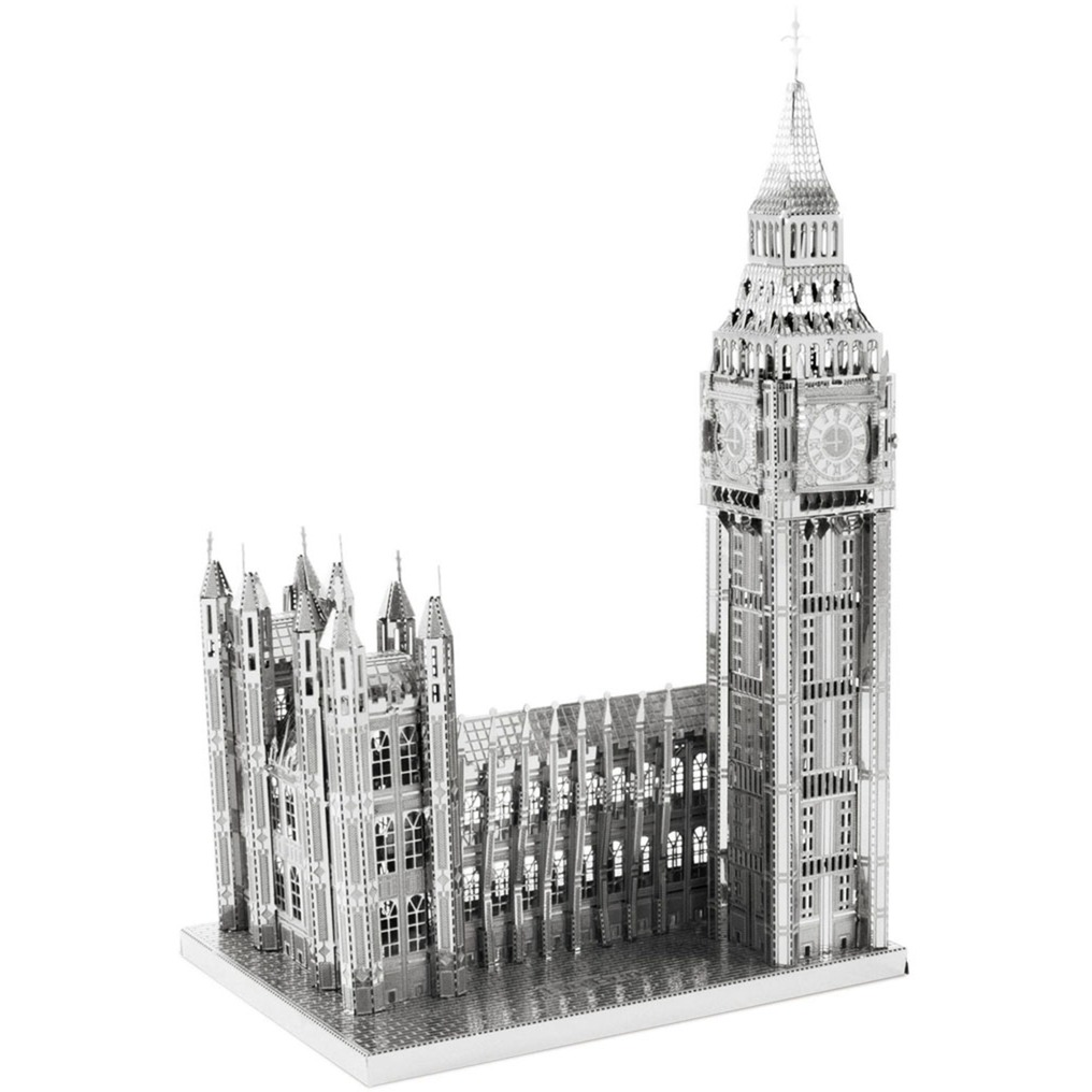 Iconx Big Ben, Contrucciones