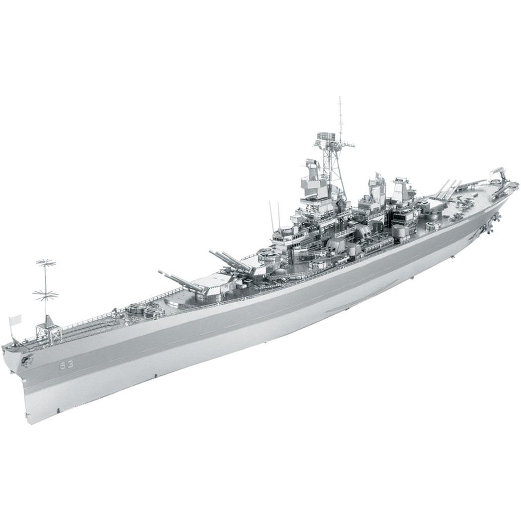 Iconx USS Missouri, Contrucciones
