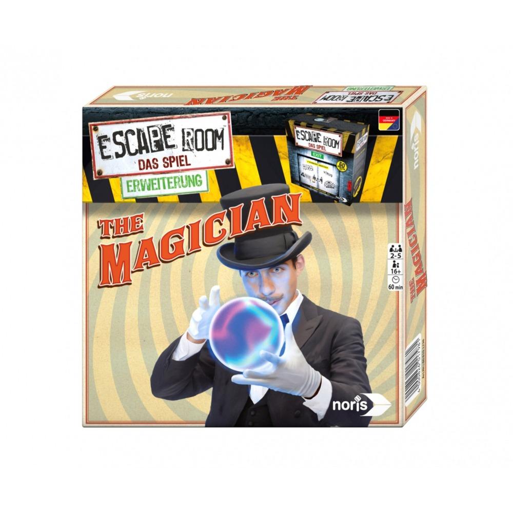 Escape Room Magician Deducción Niños y adultos, Juegos de fiestas
