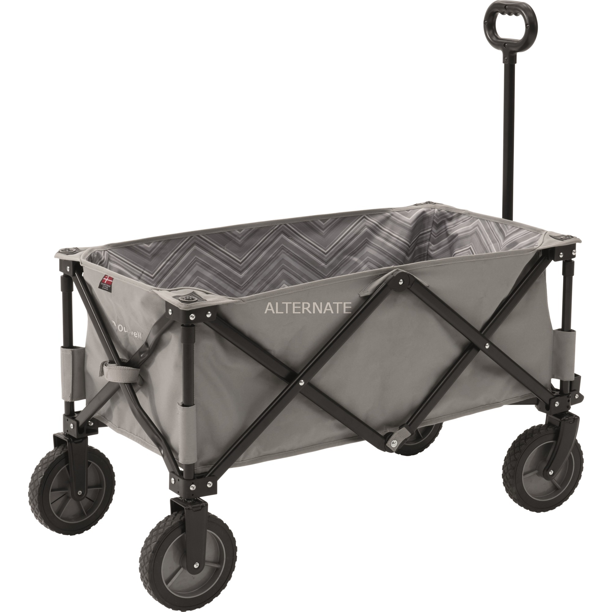 470228 Gris carritos de camping, Hand trolley