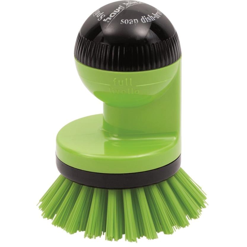 Dishwasher Brush Green De plástico Verde, Cepillo