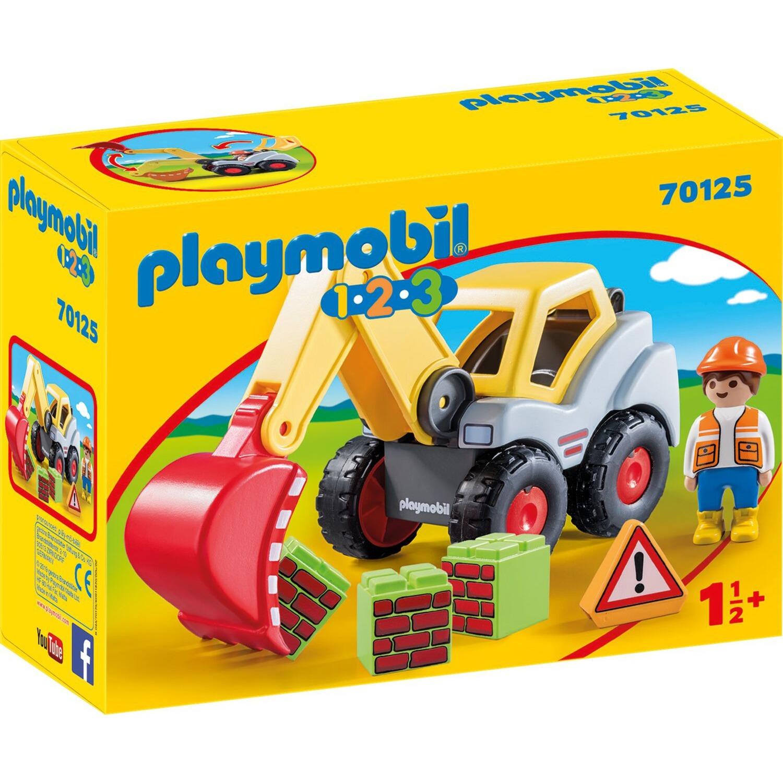 1.2.3 70125 set de juguetes, Juegos de construcción