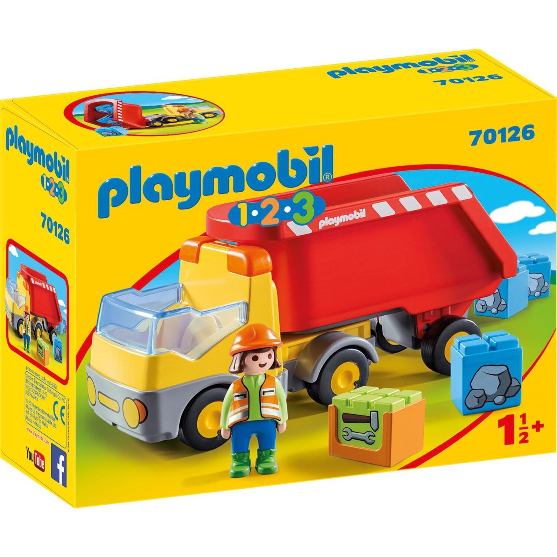 1.2.3 70126 set de juguetes, Juegos de construcción