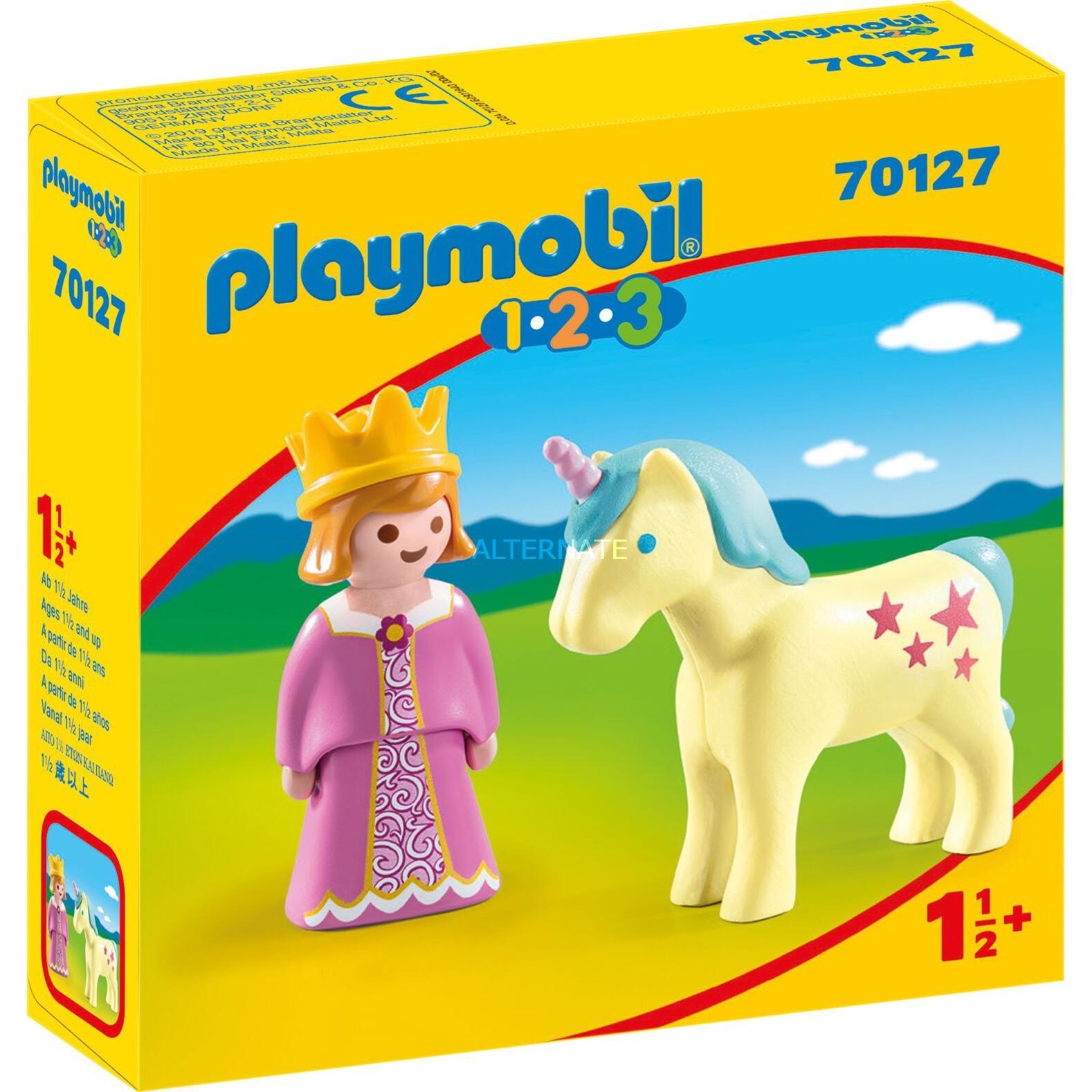 1.2.3 70127 set de juguetes, Juegos de construcción