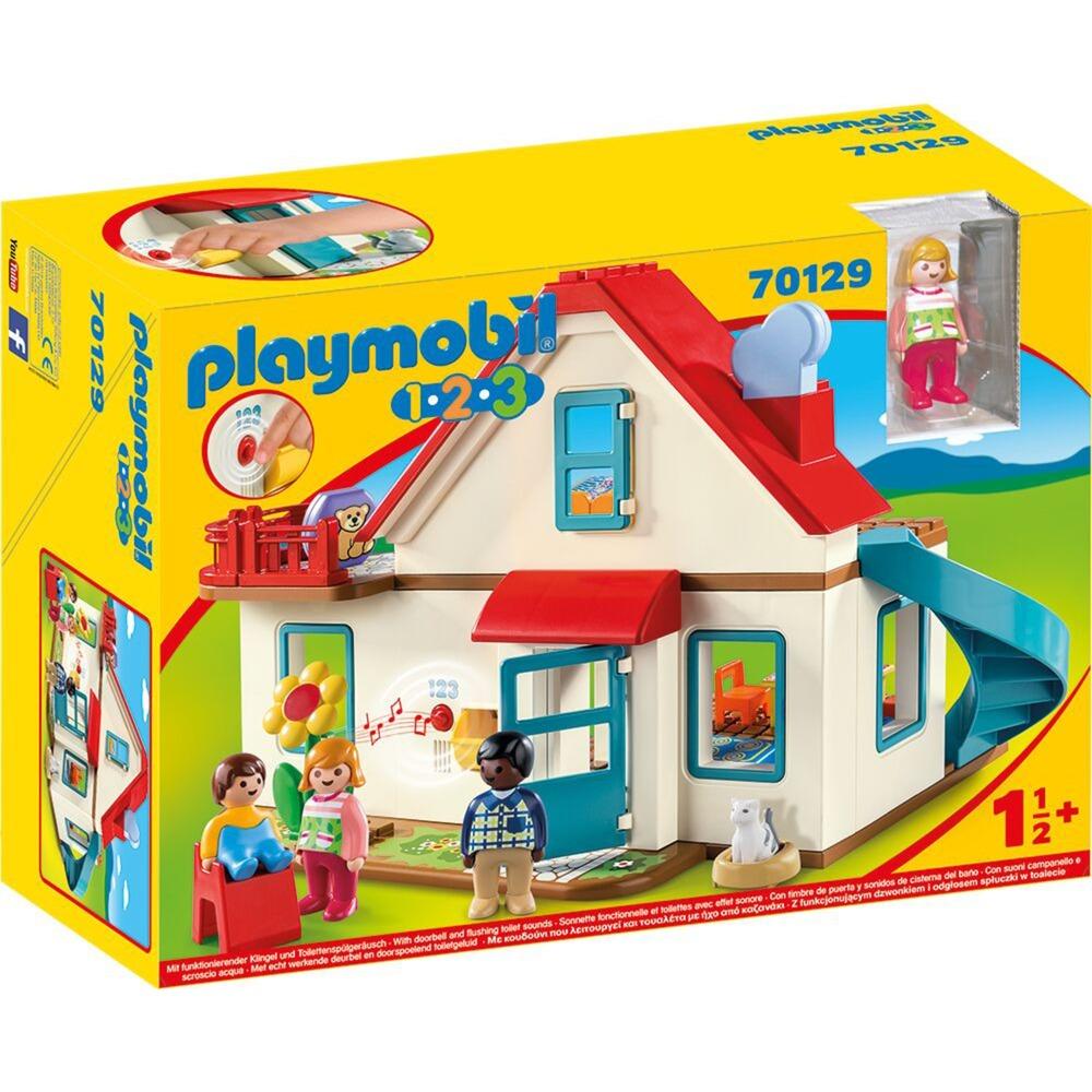 1.2.3 70129 set de juguetes, Juegos de construcción