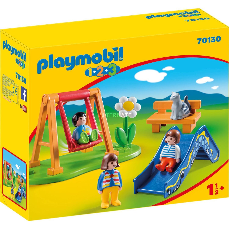 1.2.3 70130 set de juguetes, Juegos de construcción