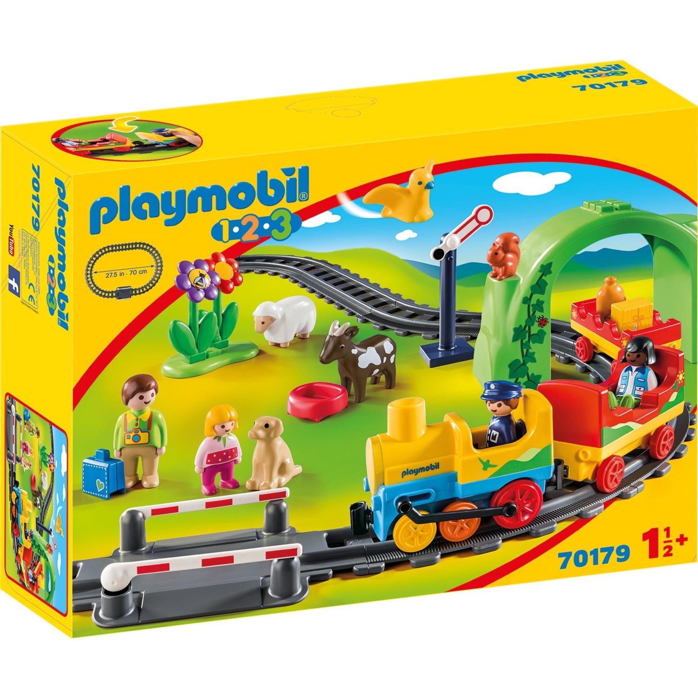 1.2.3 70179 set de juguetes, Juegos de construcción