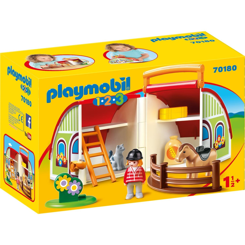 1.2.3 70180 set de juguetes, Juegos de construcción