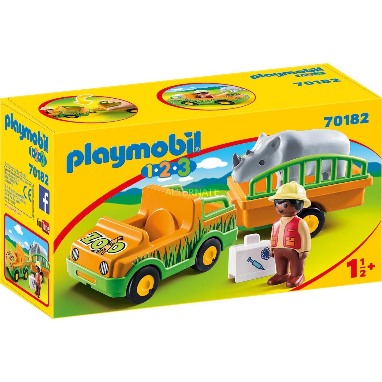 1.2.3 70182 set de juguetes, Juegos de construcción