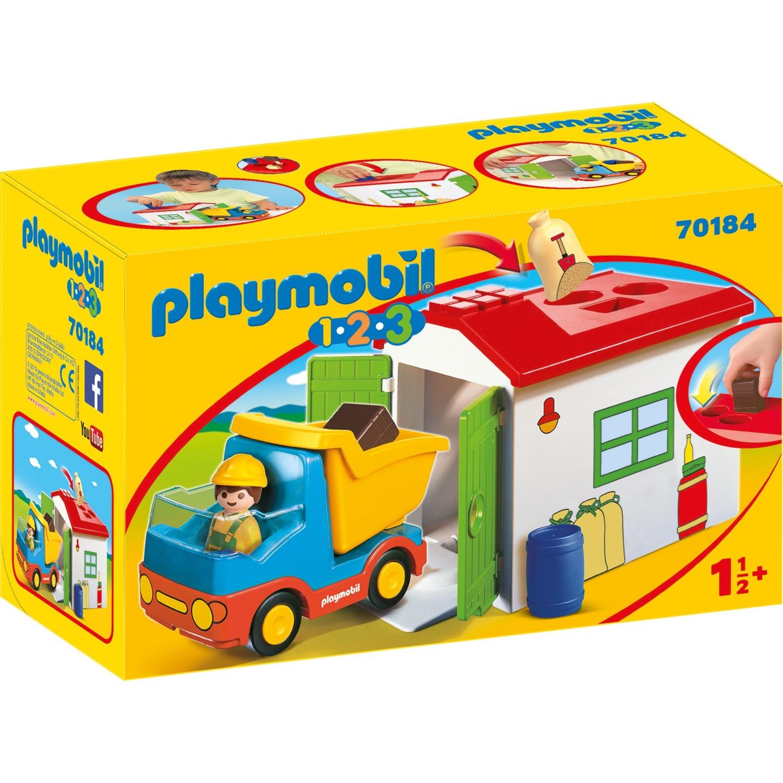 1.2.3 70184 set de juguetes, Juegos de construcción