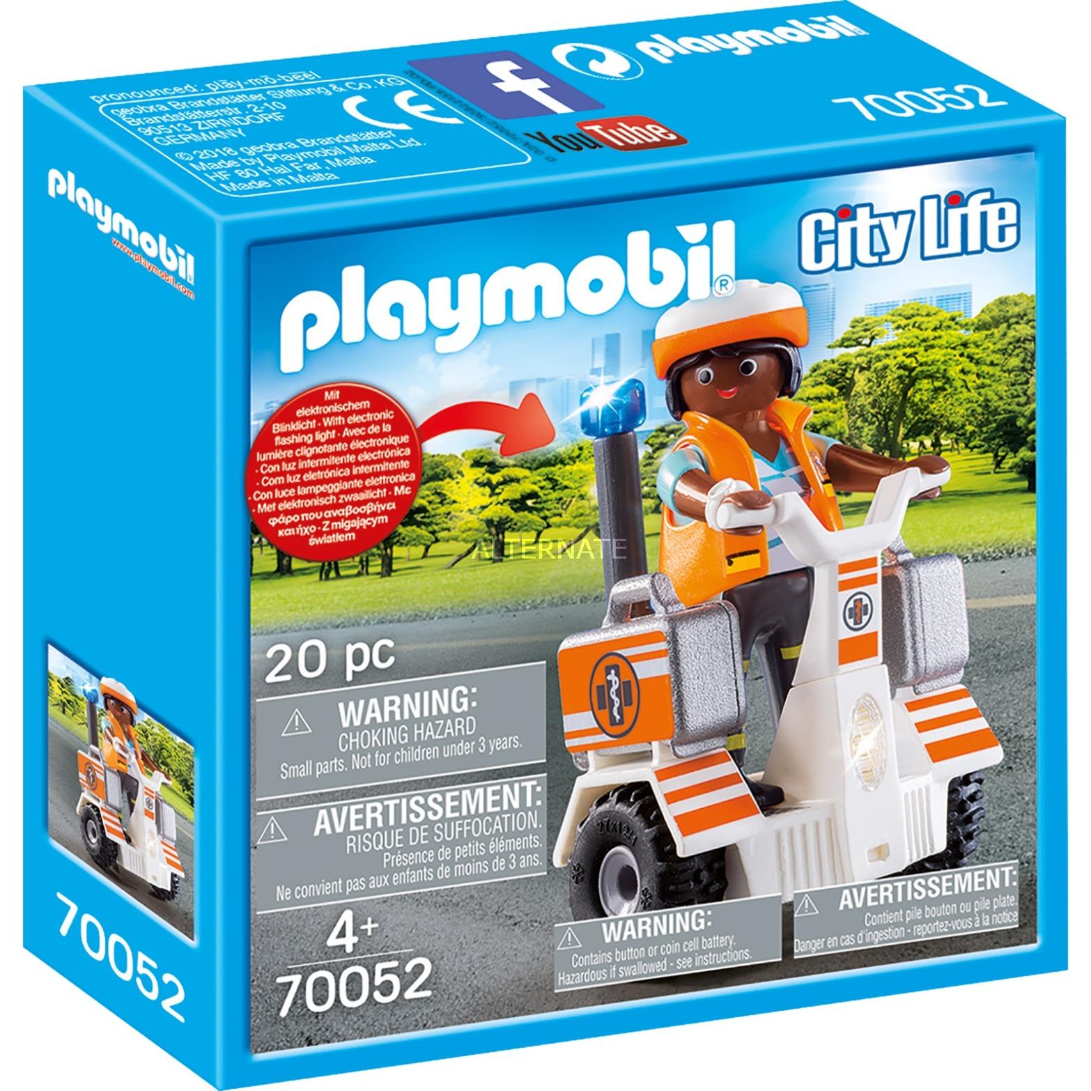 City Life 70052 set de juguetes, Juegos de construcción