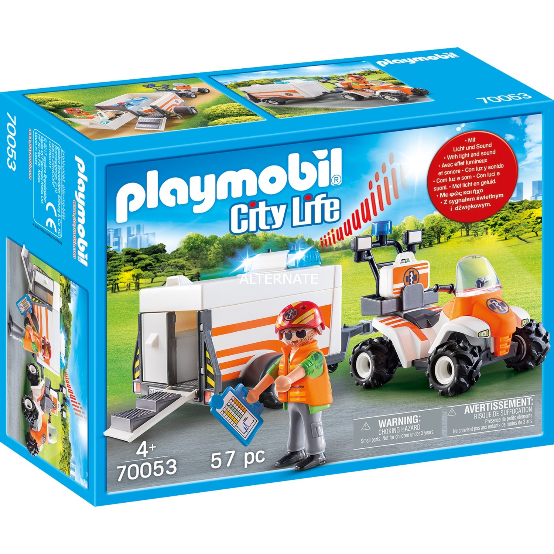 City Life 70053 set de juguetes, Juegos de construcción