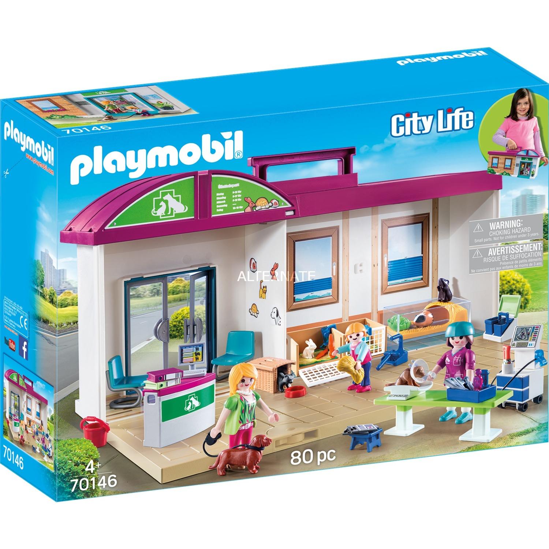City Life 70146 set de juguetes, Juegos de construcción