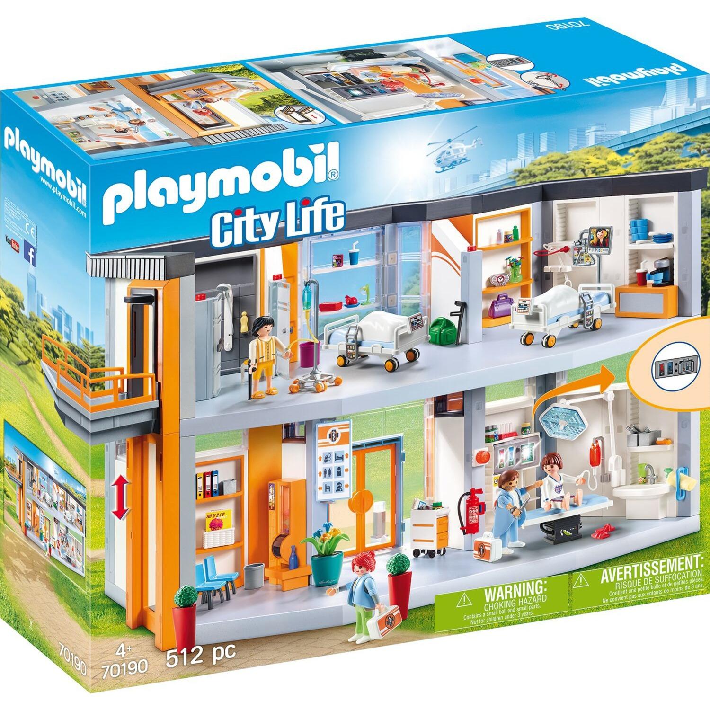 City Life 70190 set de juguetes, Juegos de construcción