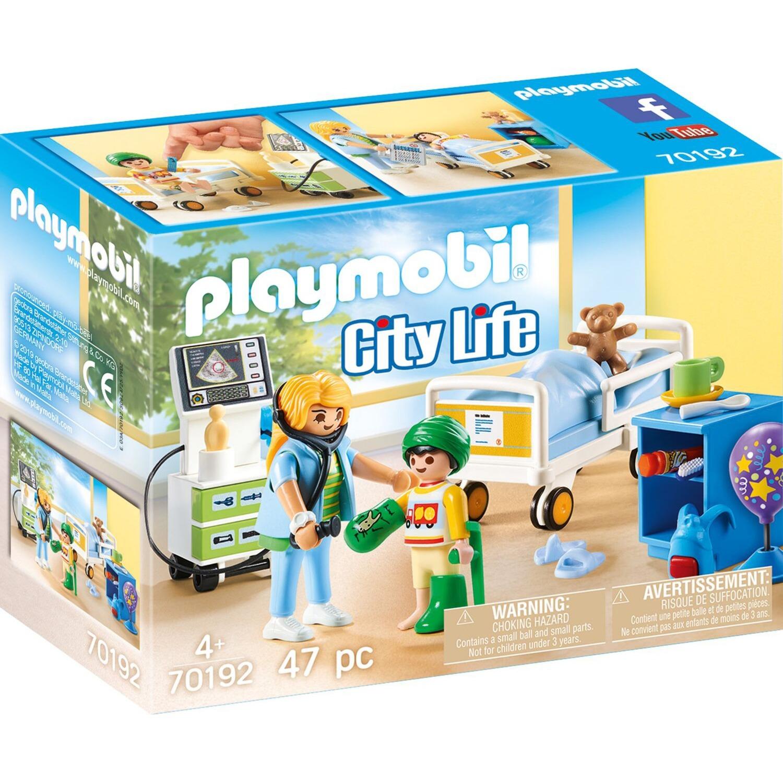 City Life 70192 set de juguetes, Juegos de construcción