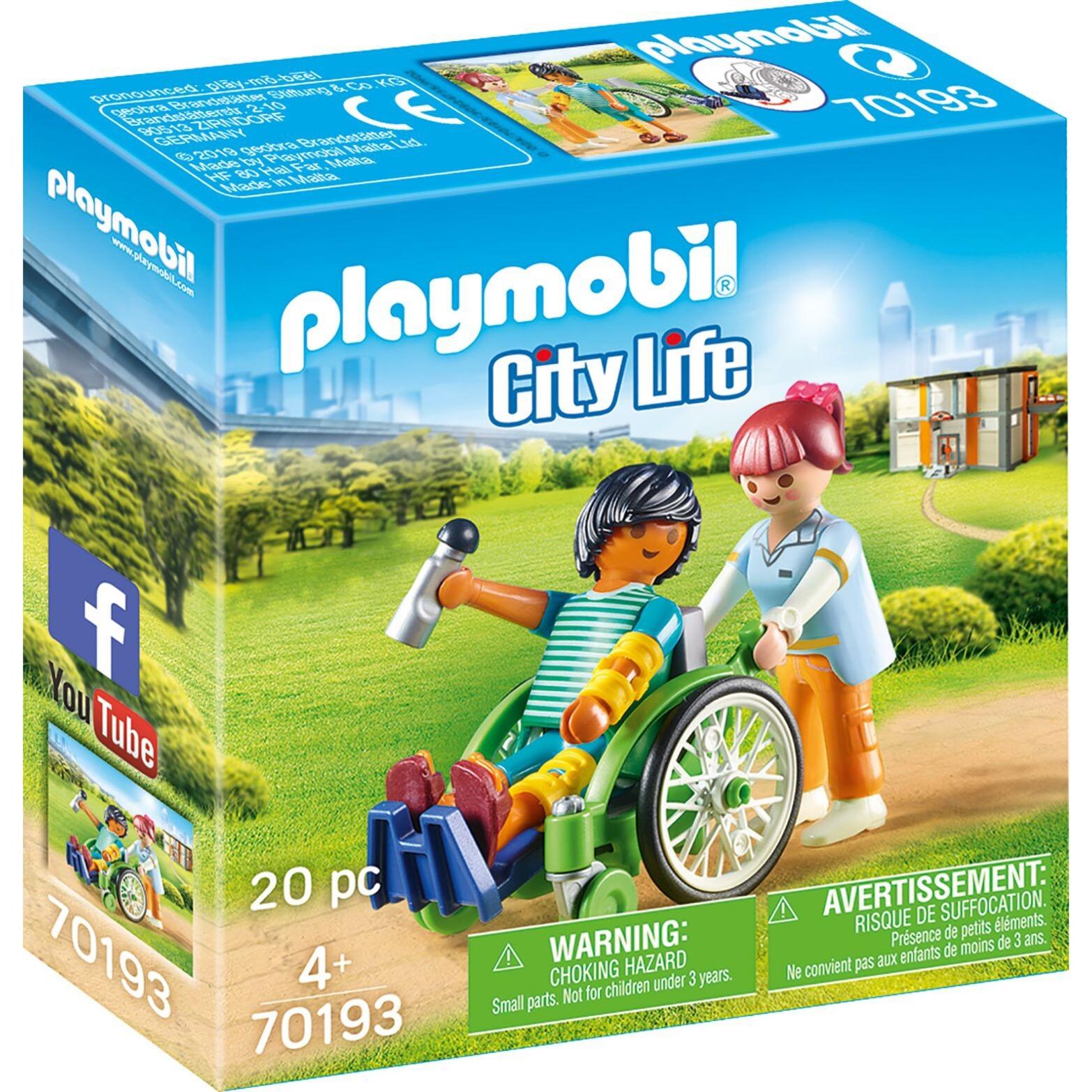 City Life 70193 set de juguetes, Juegos de construcción